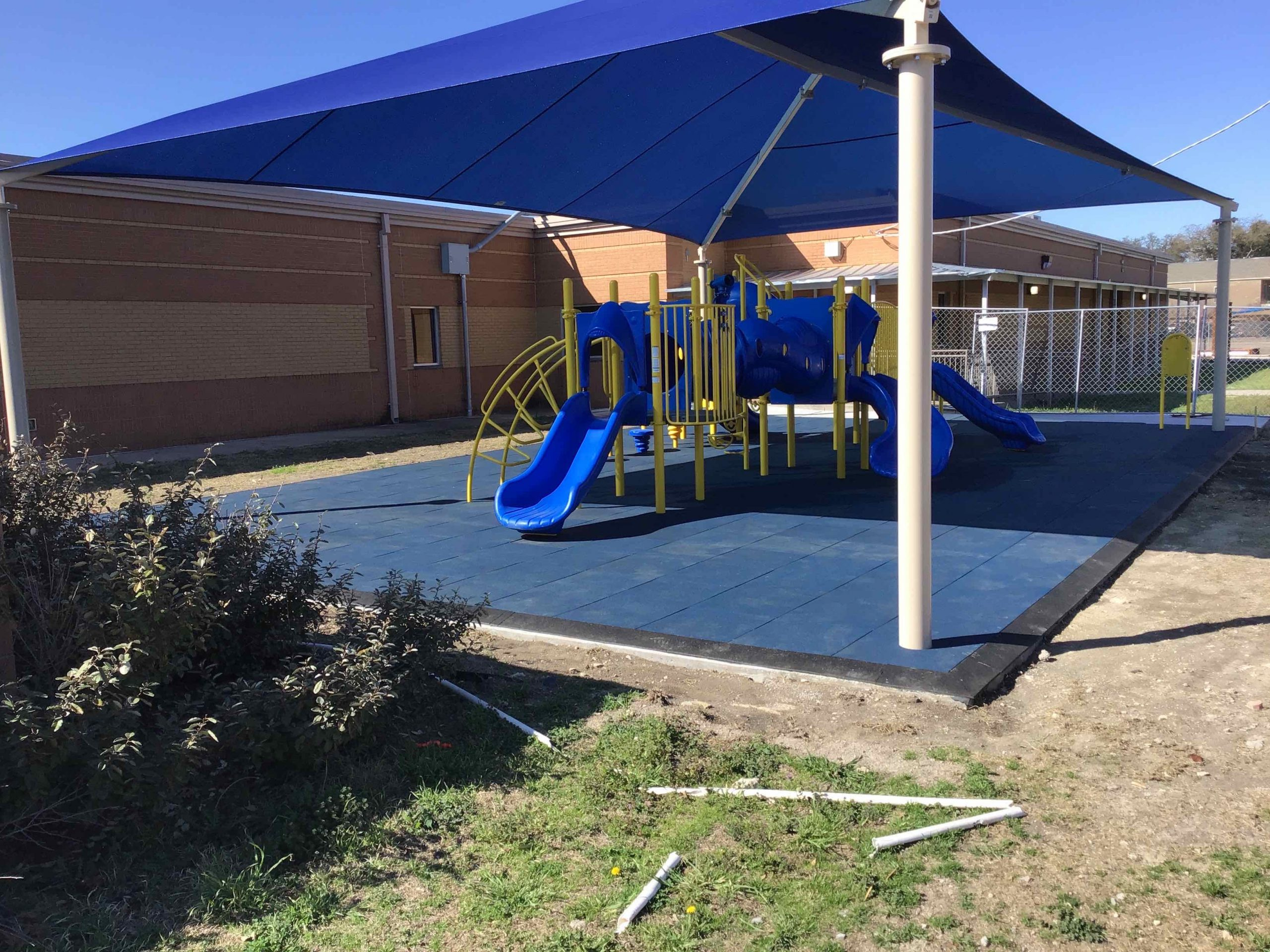 The Playground is Complete! image 0