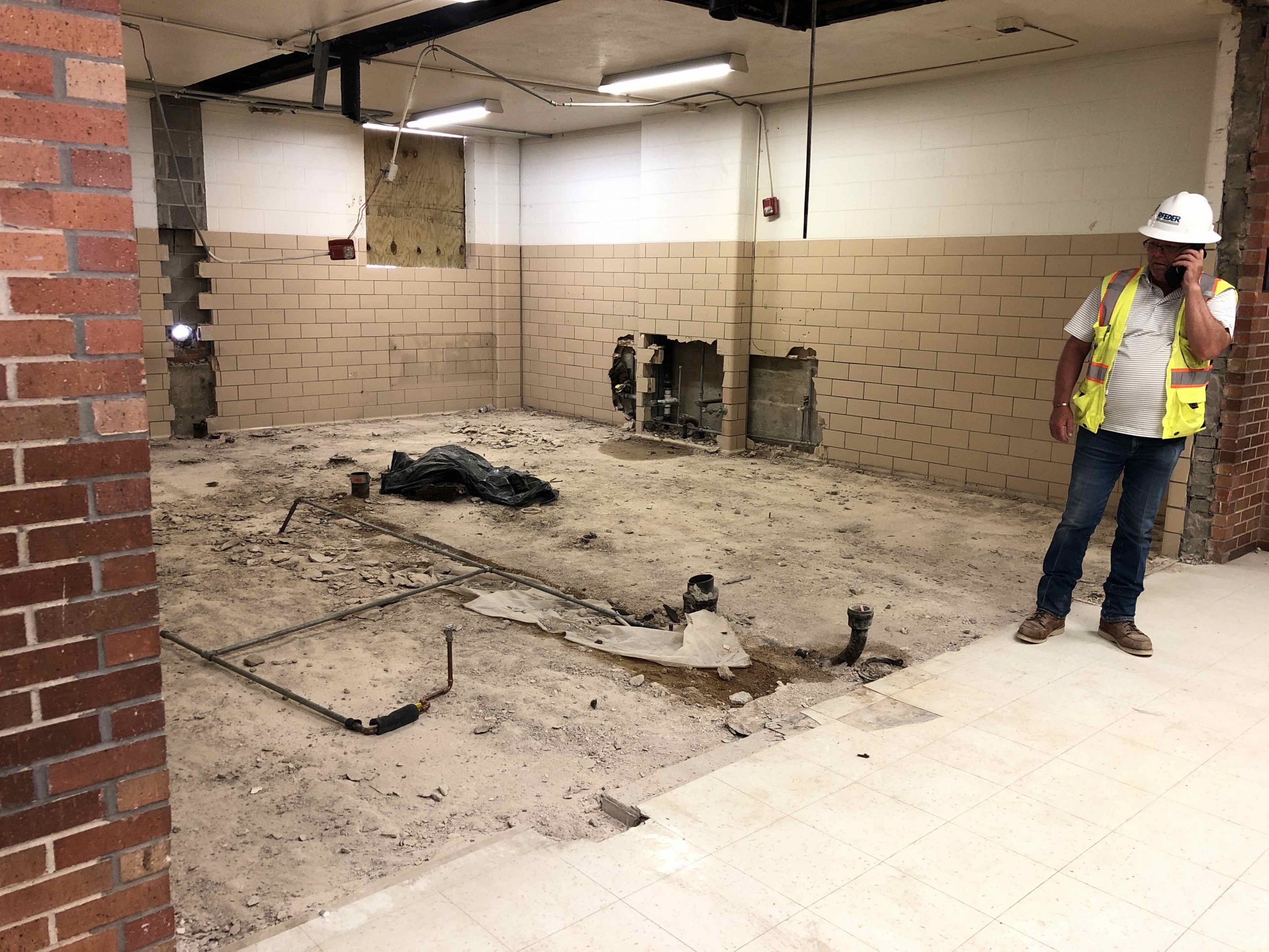 Construction has Commenced! image 1