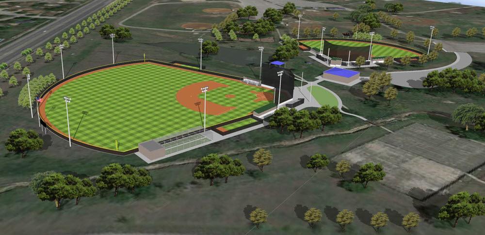 Benbrook MS/HS Baseball/Softball Fields