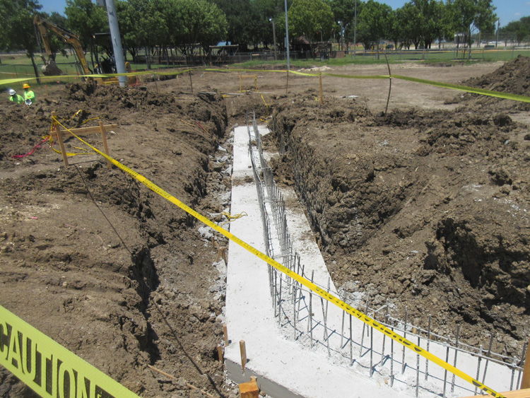 Concrete, preparation and excavation image 0