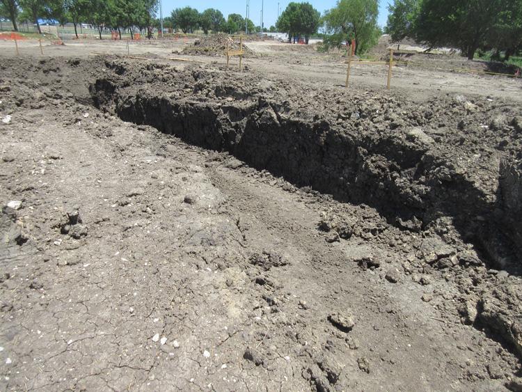 Concrete, preparation and excavation image 1