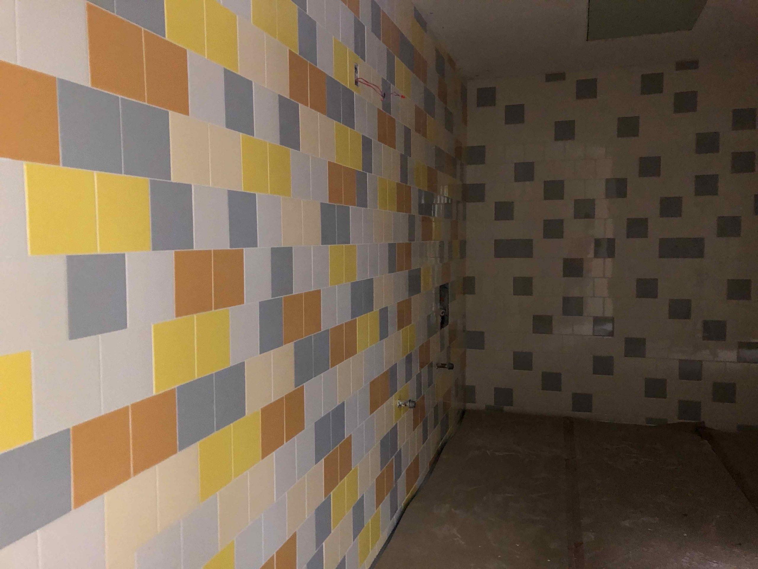 Restroom Renovations Near Completion image 1