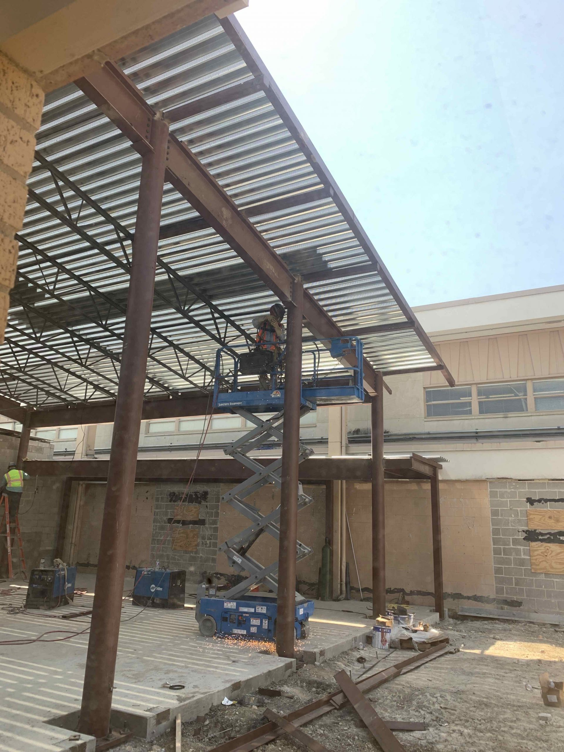 Library Addition image 1