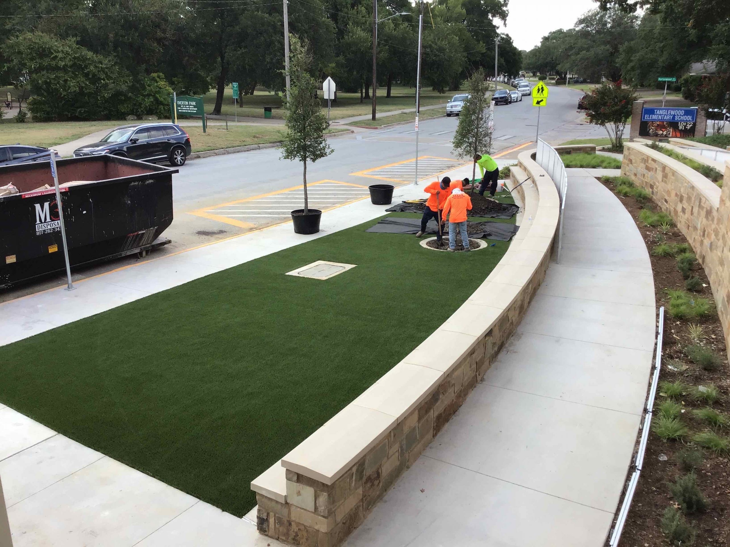 Tanglewood is Going Green! image 1