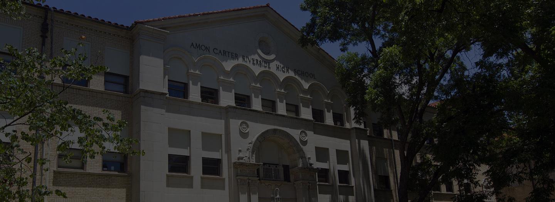 Amon Carter-Riverside HS