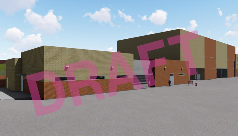 A glance of the new facility image 0