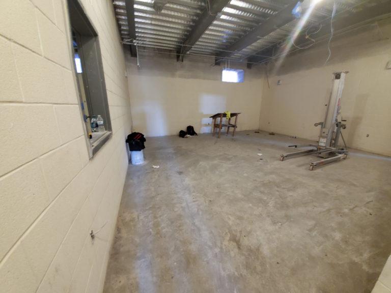 Athletic Facility Taking Shape image 1