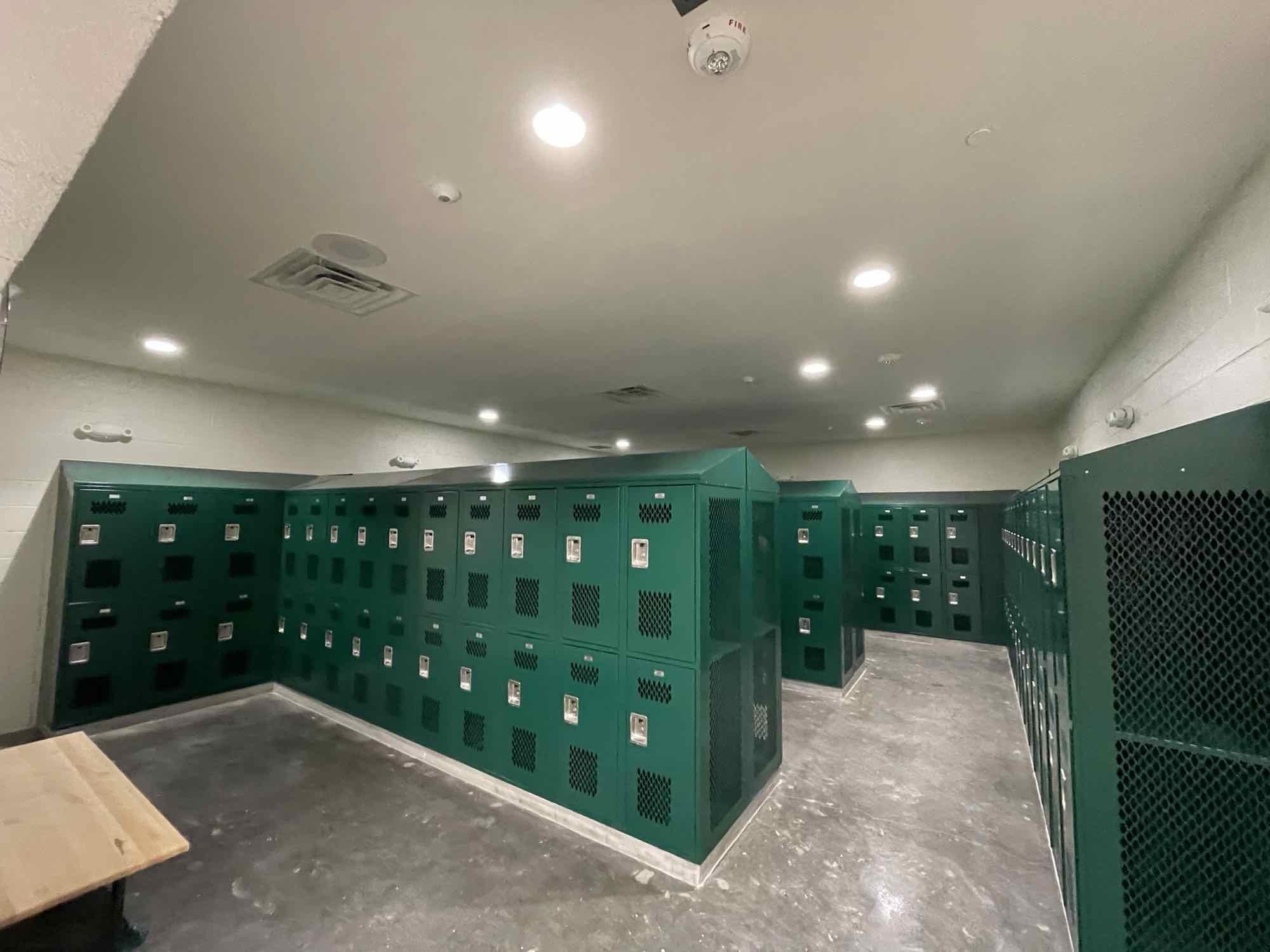 New Locker Rooms image 1