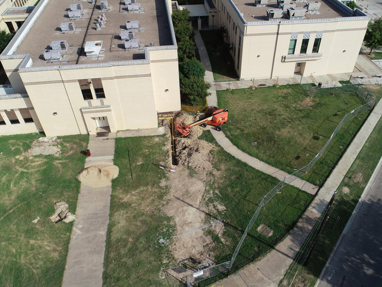 Gas Line Relocation image 0