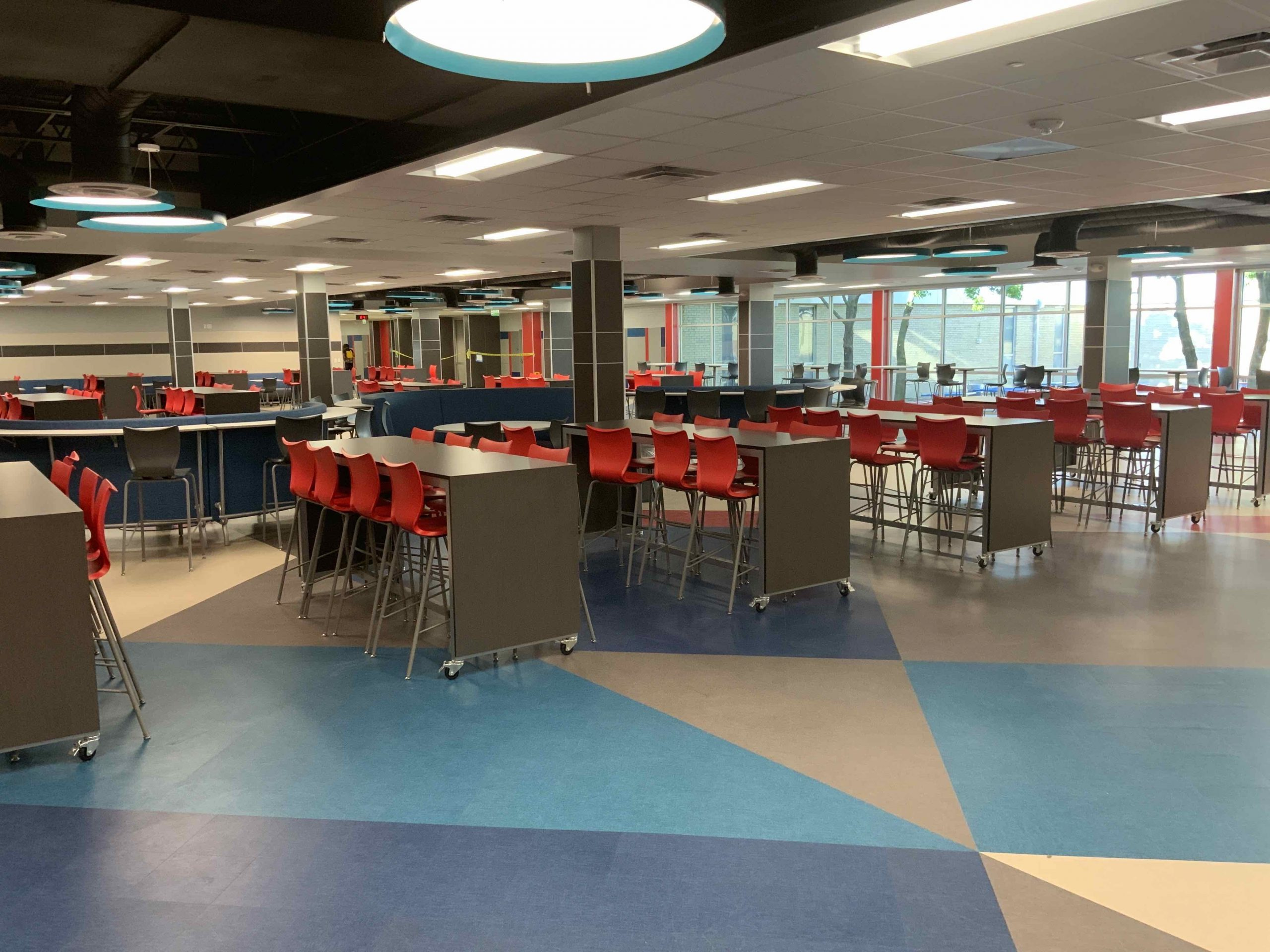 More Cafeteria Shots! image 1