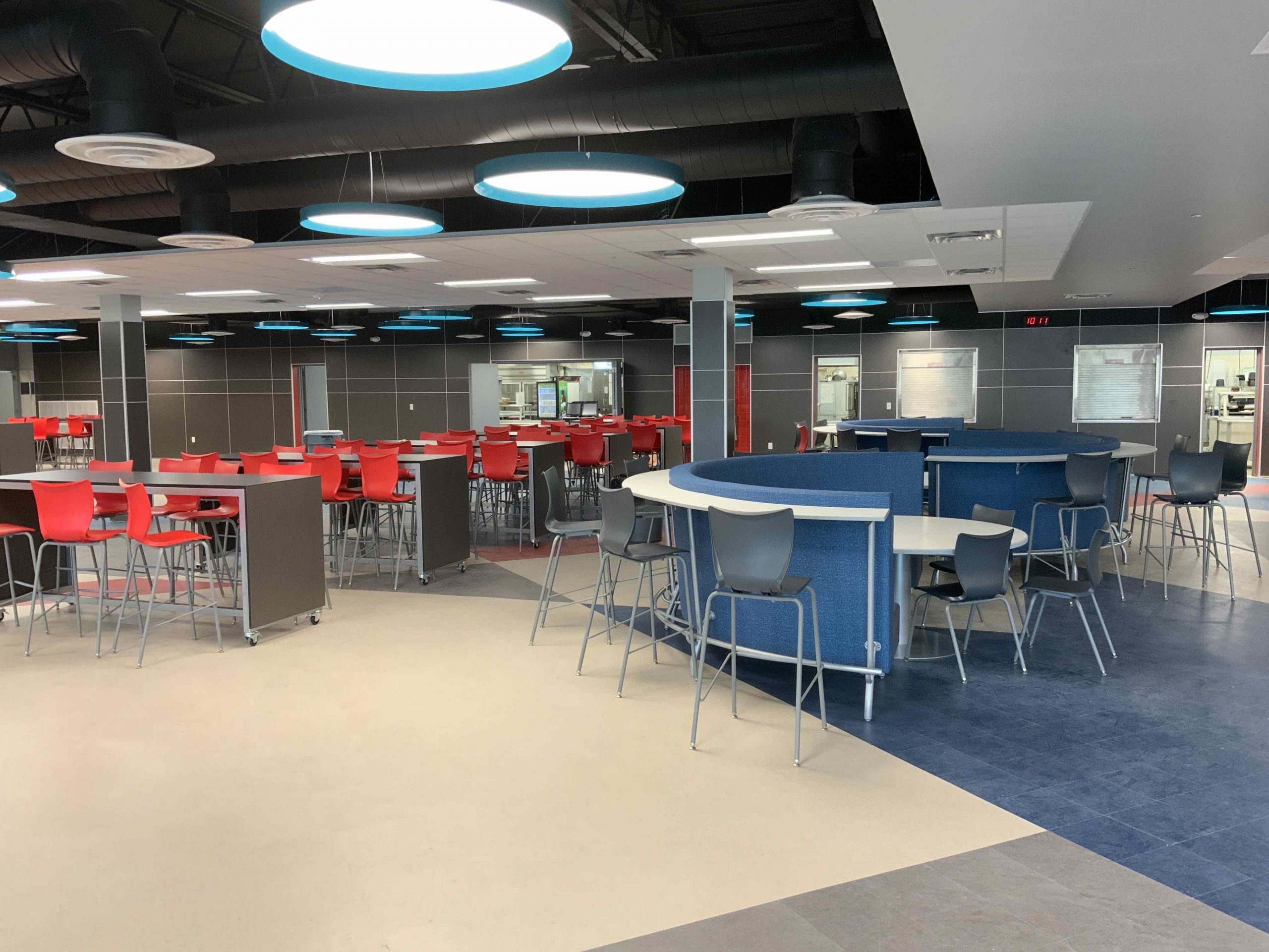 The Cafeteria is Complete! image 1