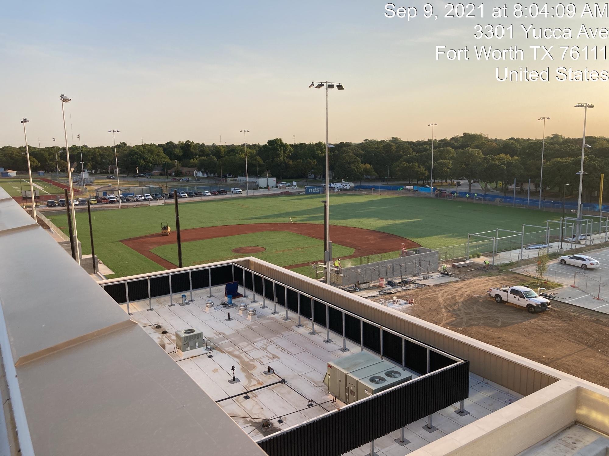Baseball Field Work image 0