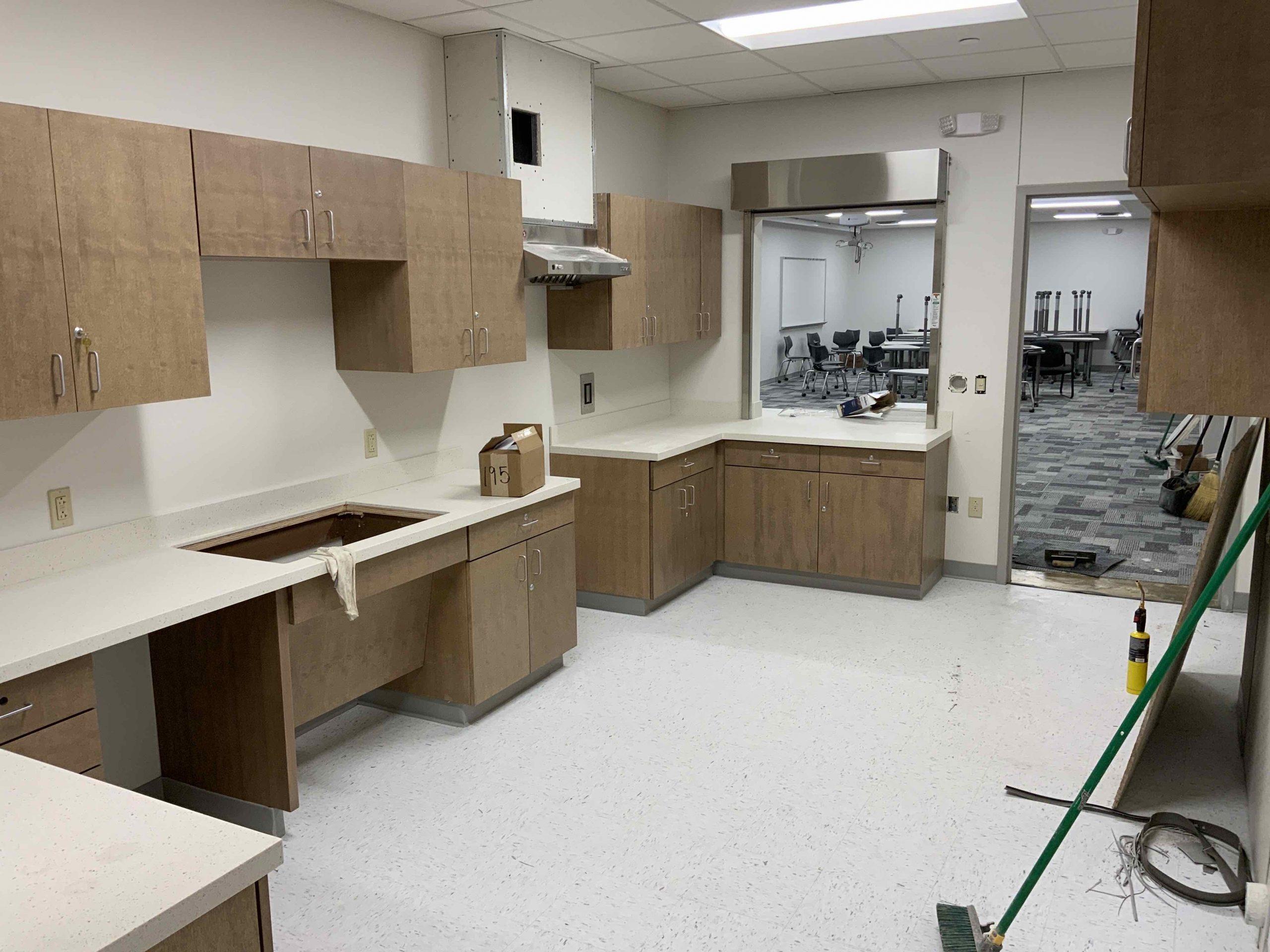 Classroom Renovation image 1