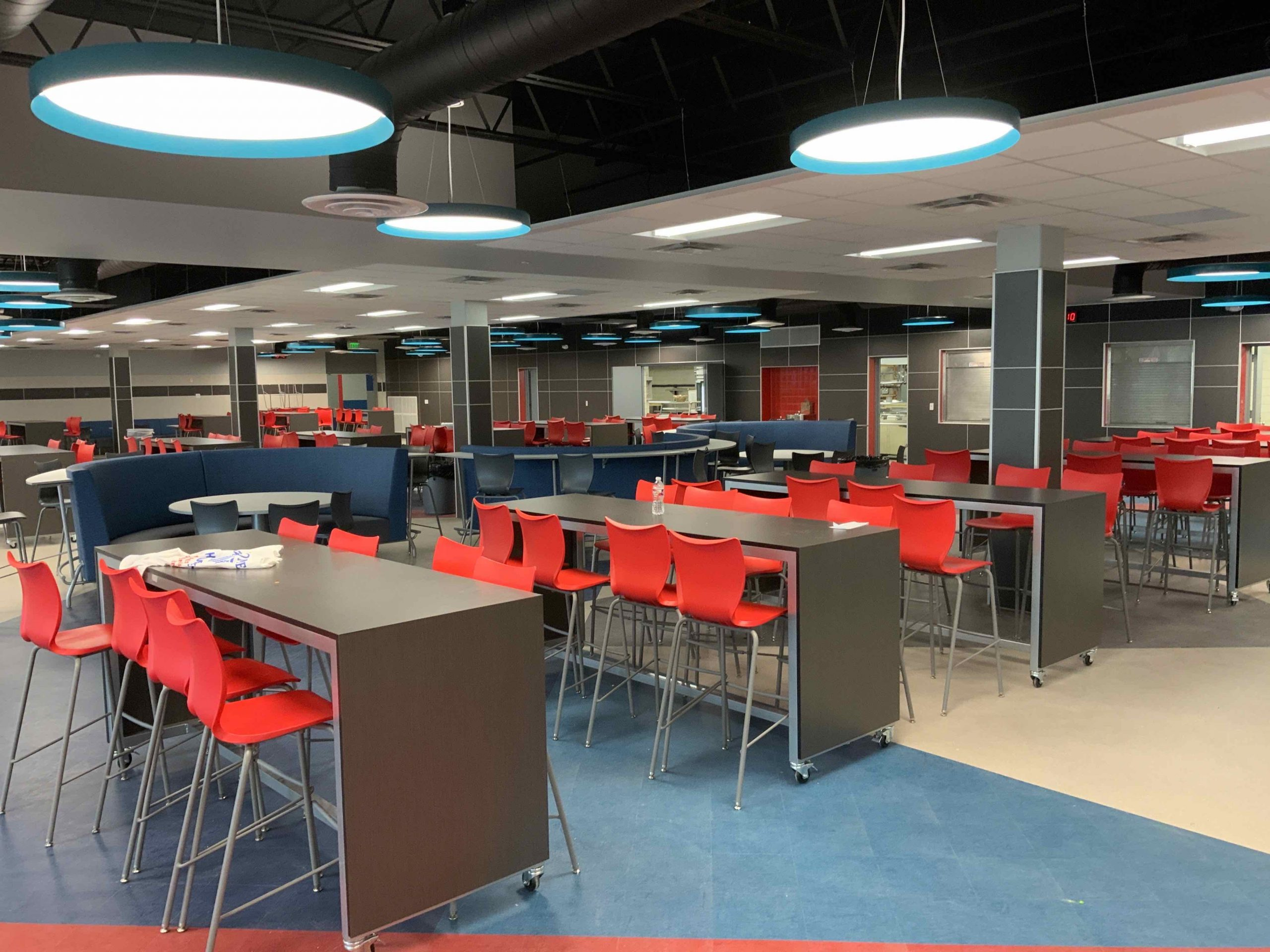 The Cafeteria is Complete! image 0