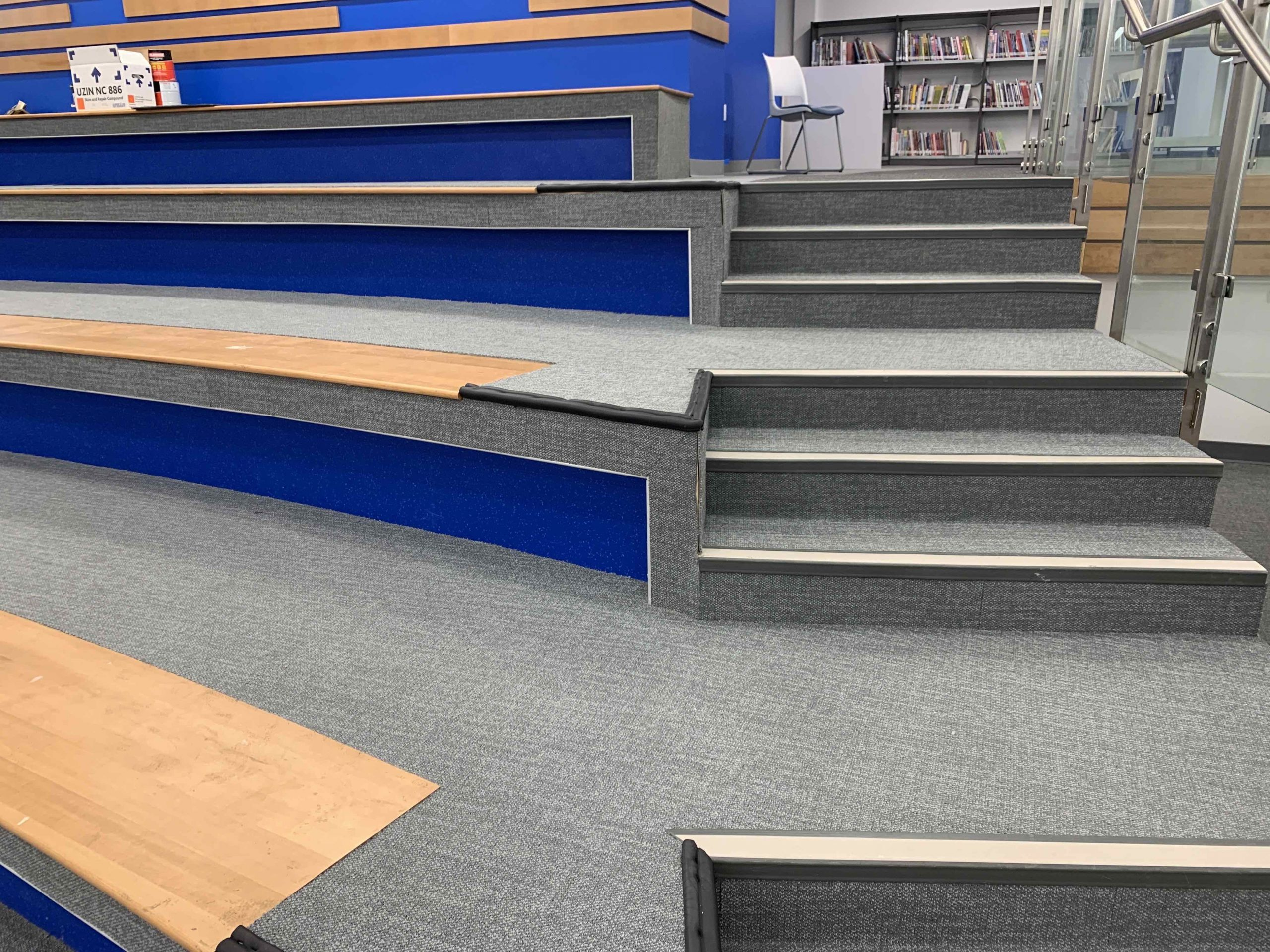 Library Learning Stairs image 1