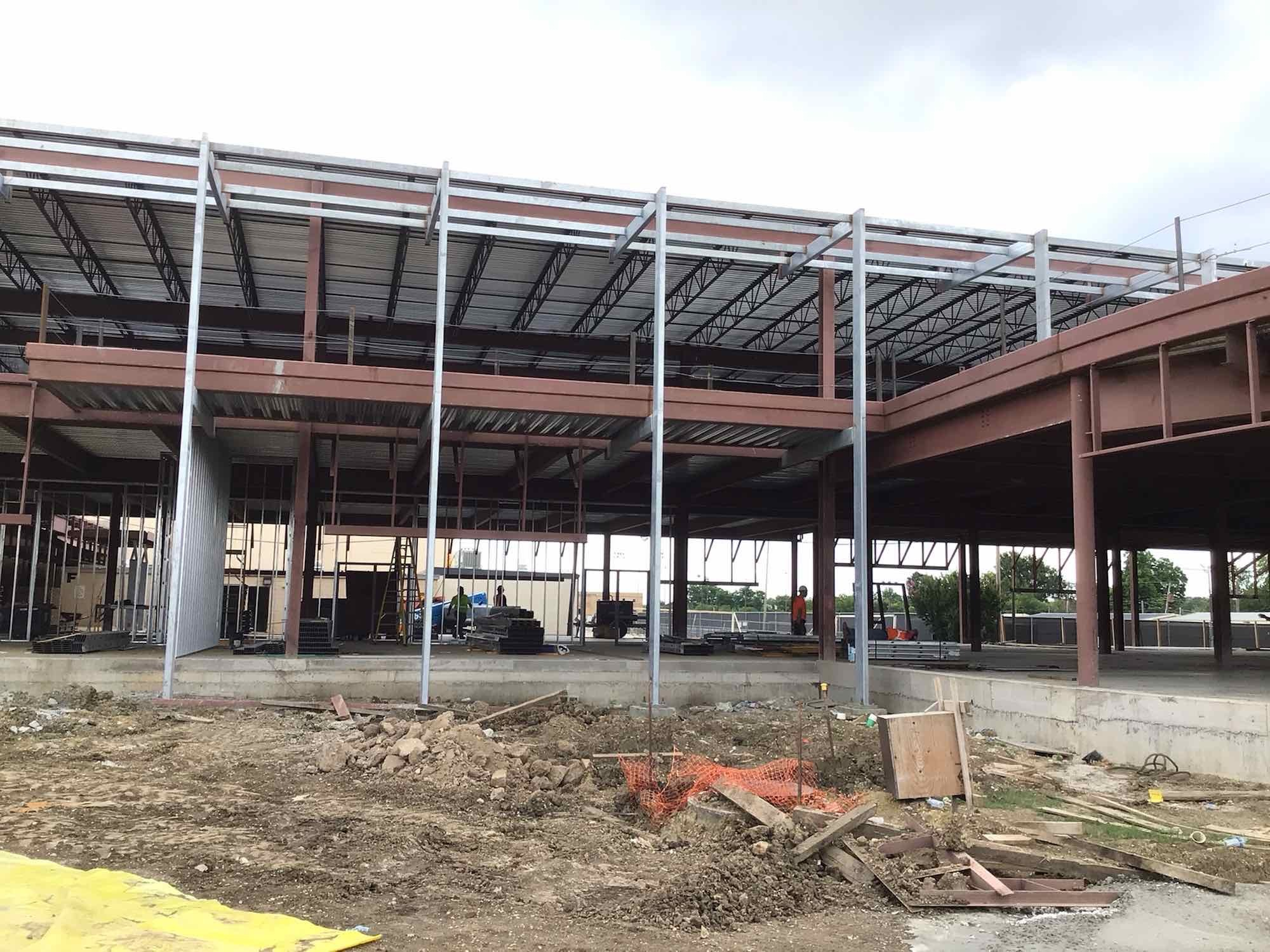 Structural Steel Progress  image 1