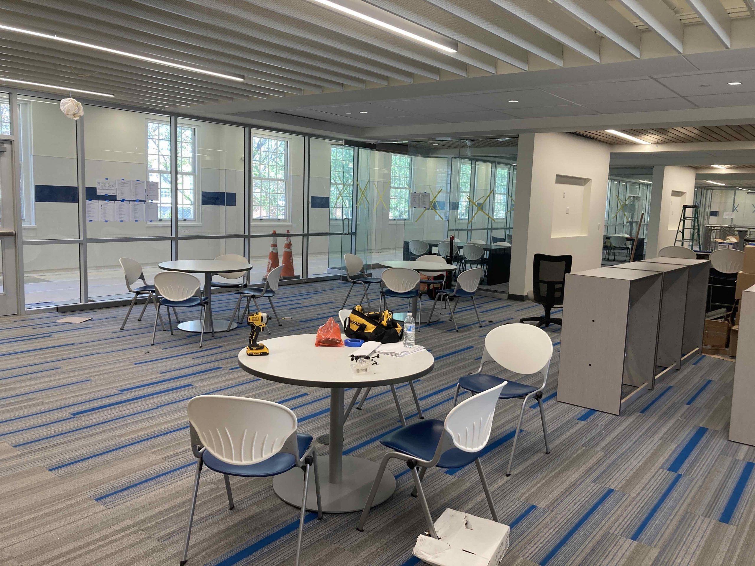 Media Center Has Furniture! image 1