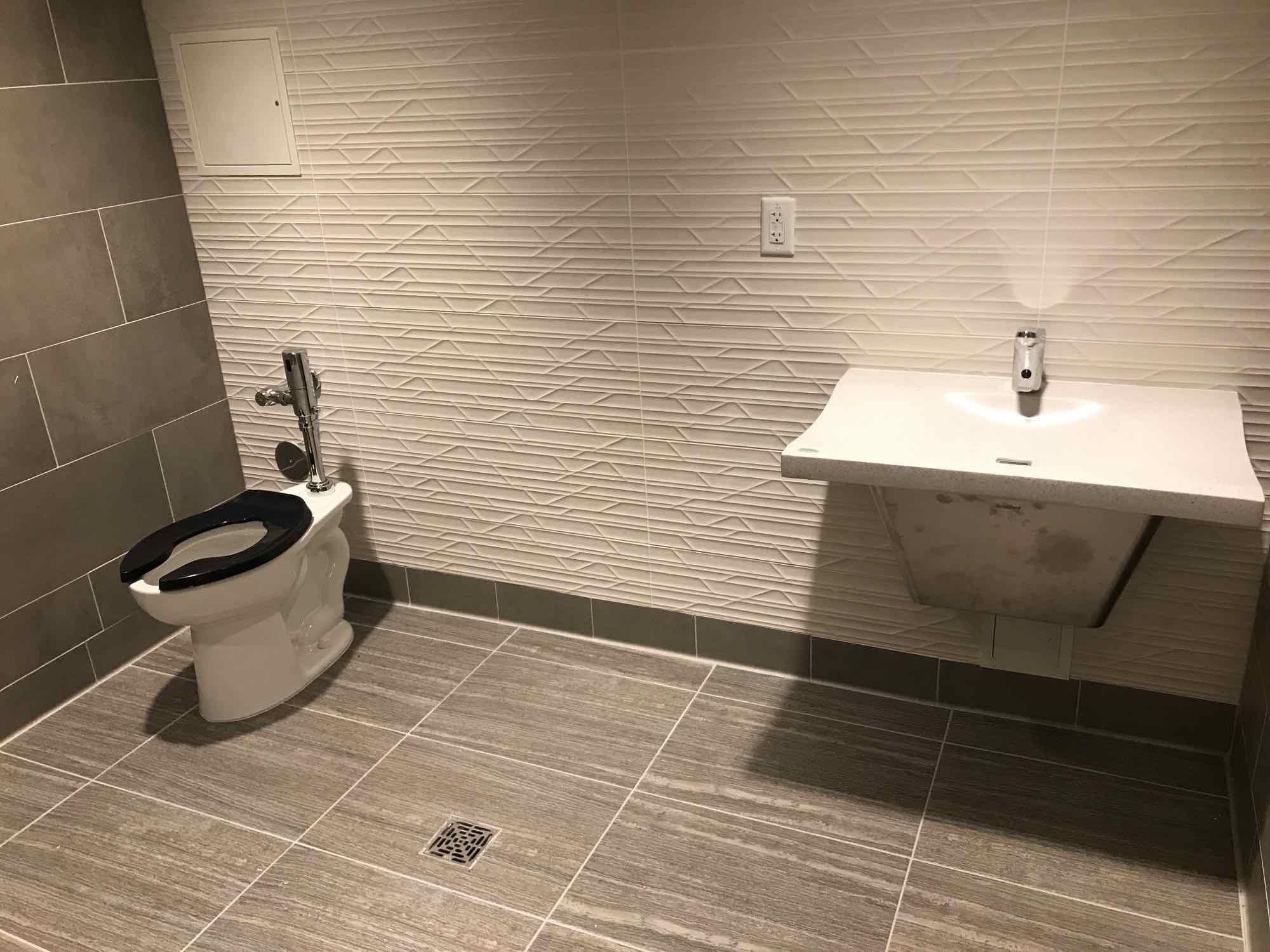 Restroom Progress image 0