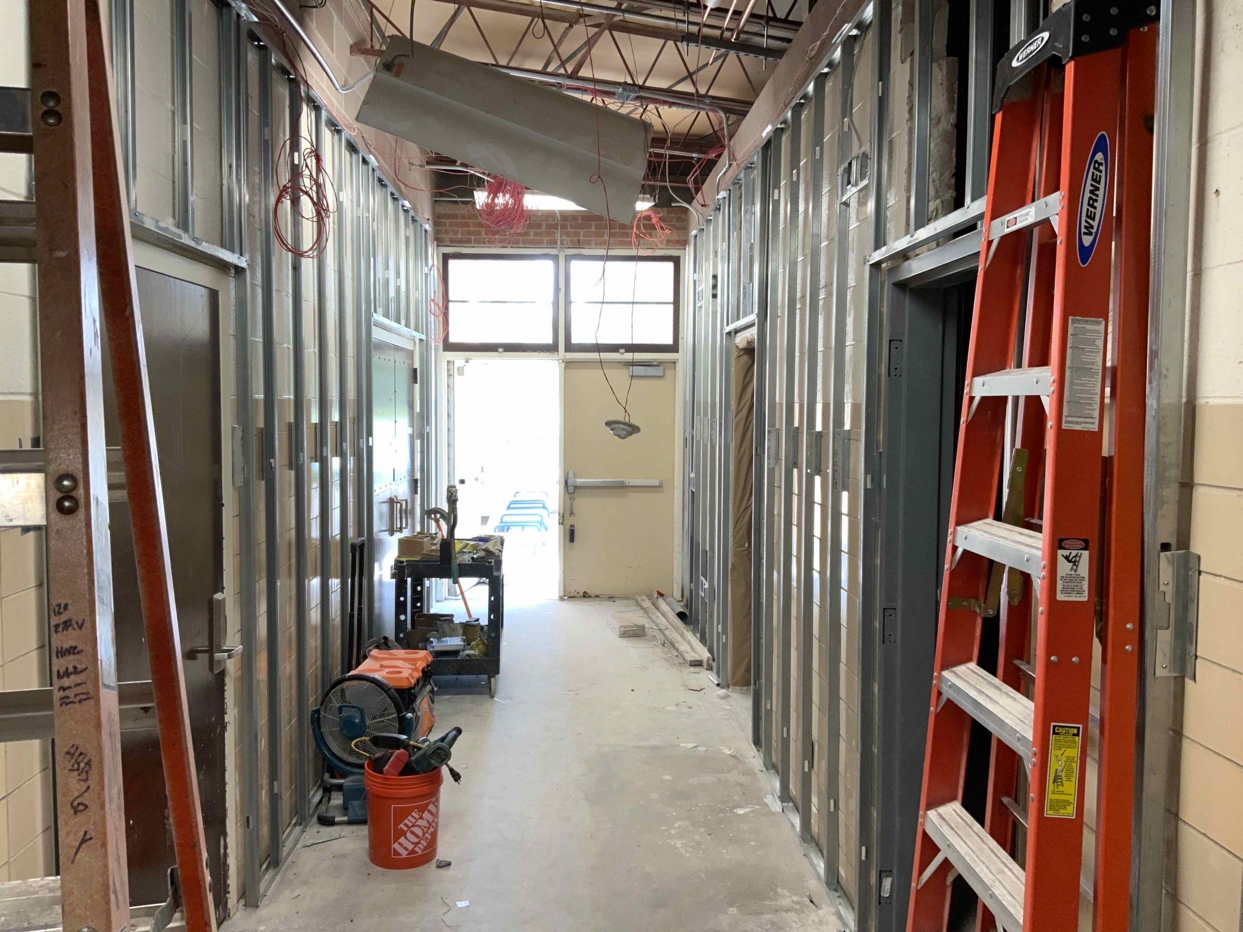 Band Hall Renovations image 0