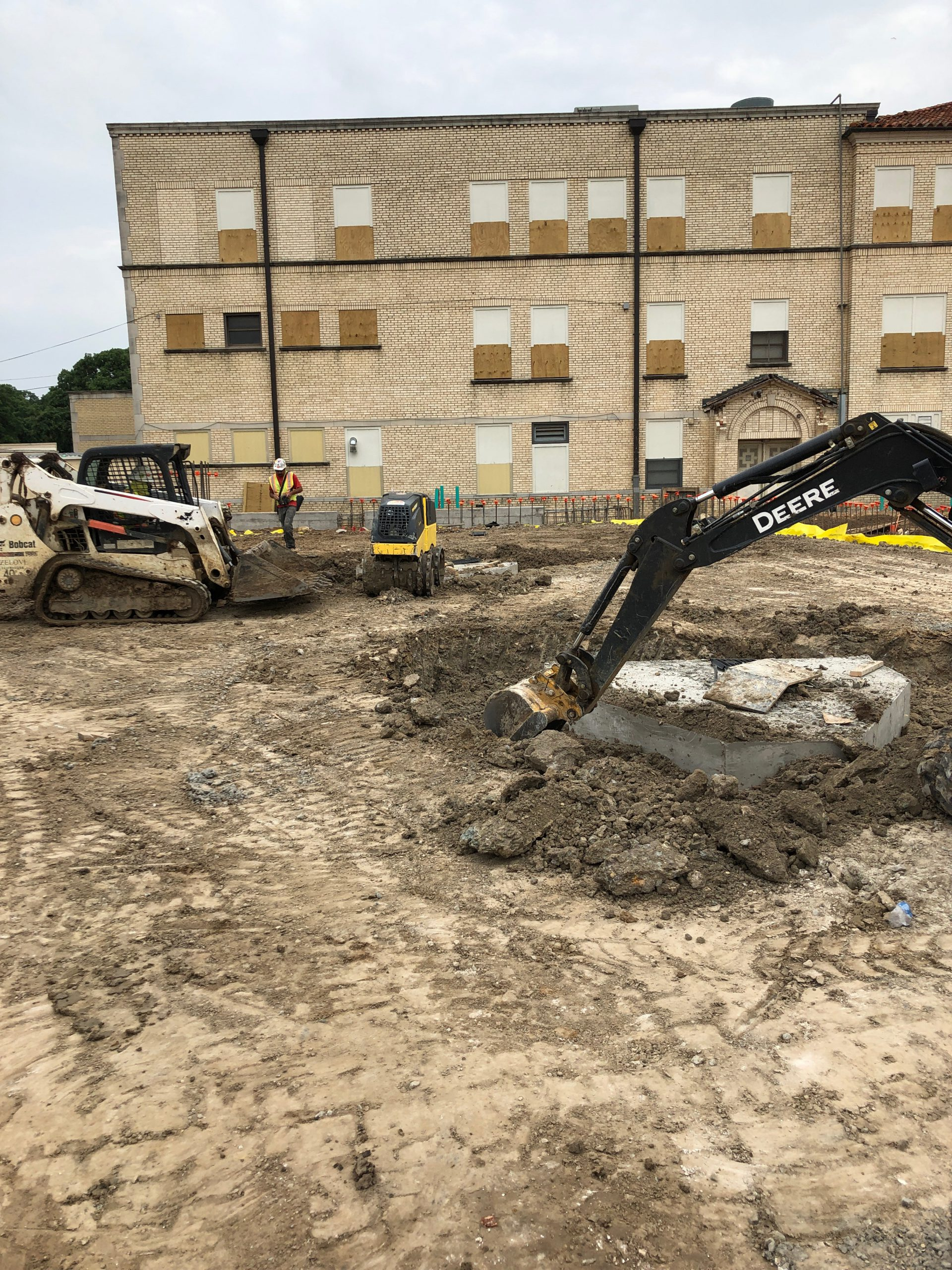 Excavation, Installation, and Stabilization image 0