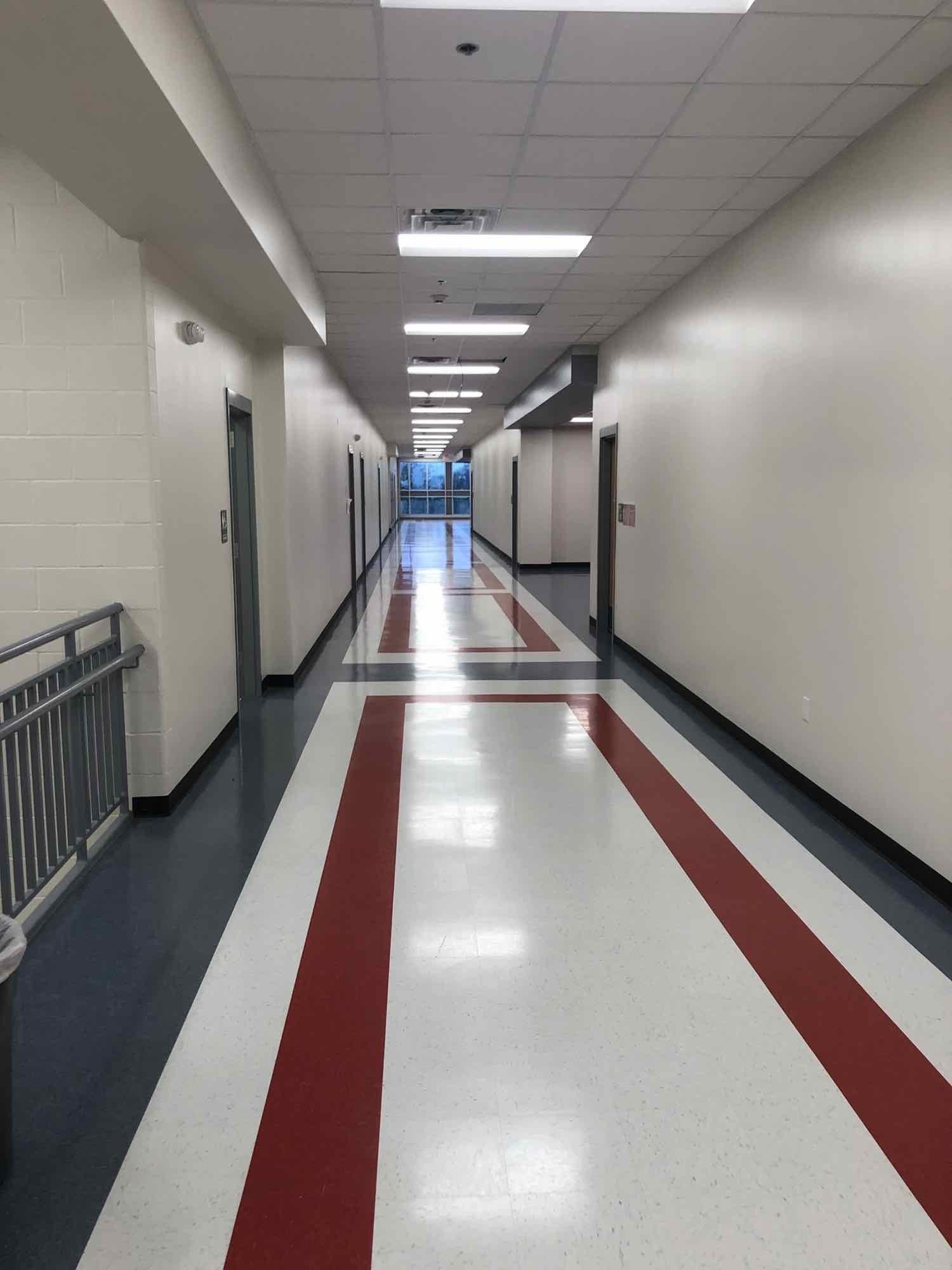 Details in the Hallways image 1