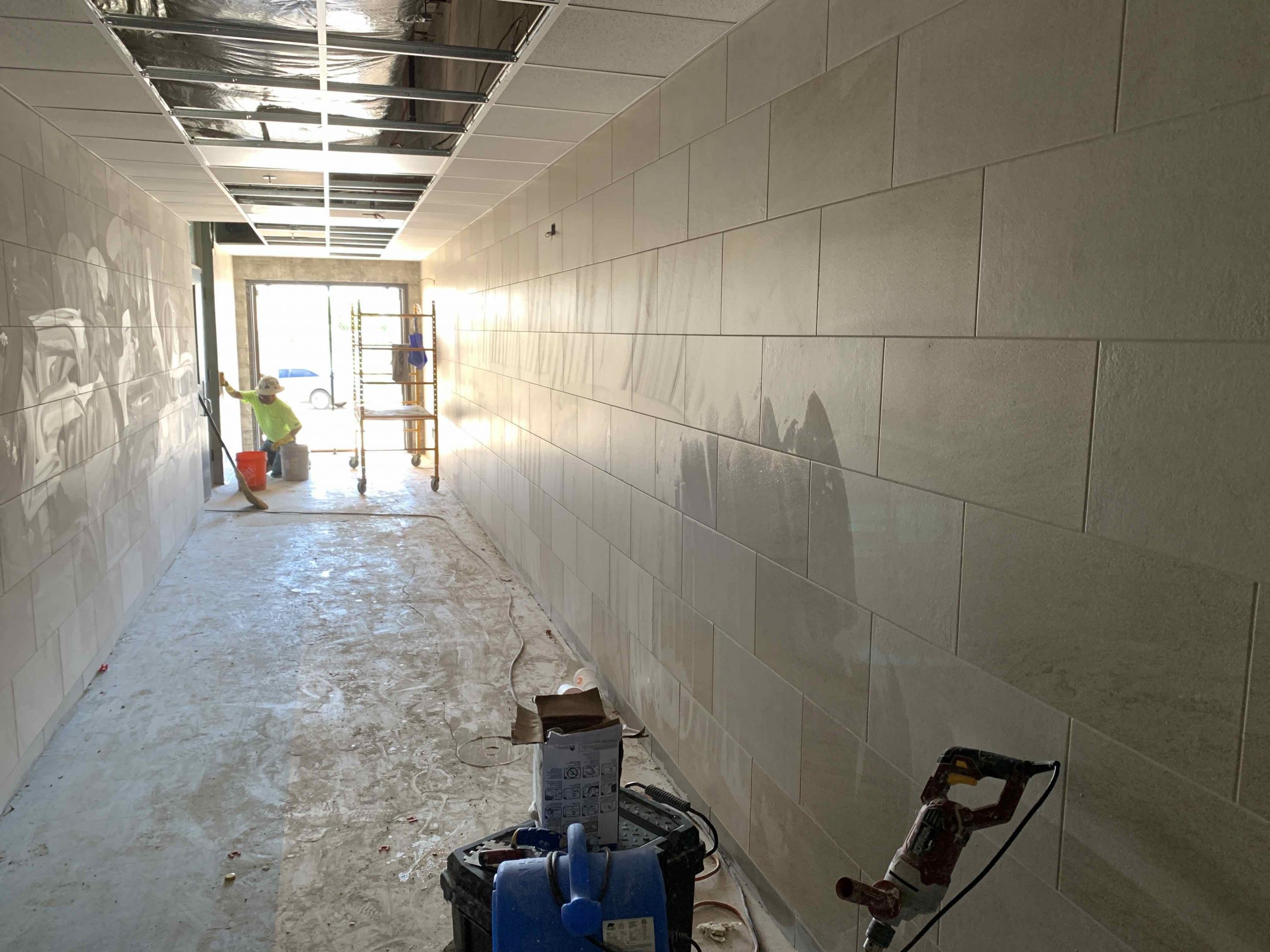 Wall Work image 1