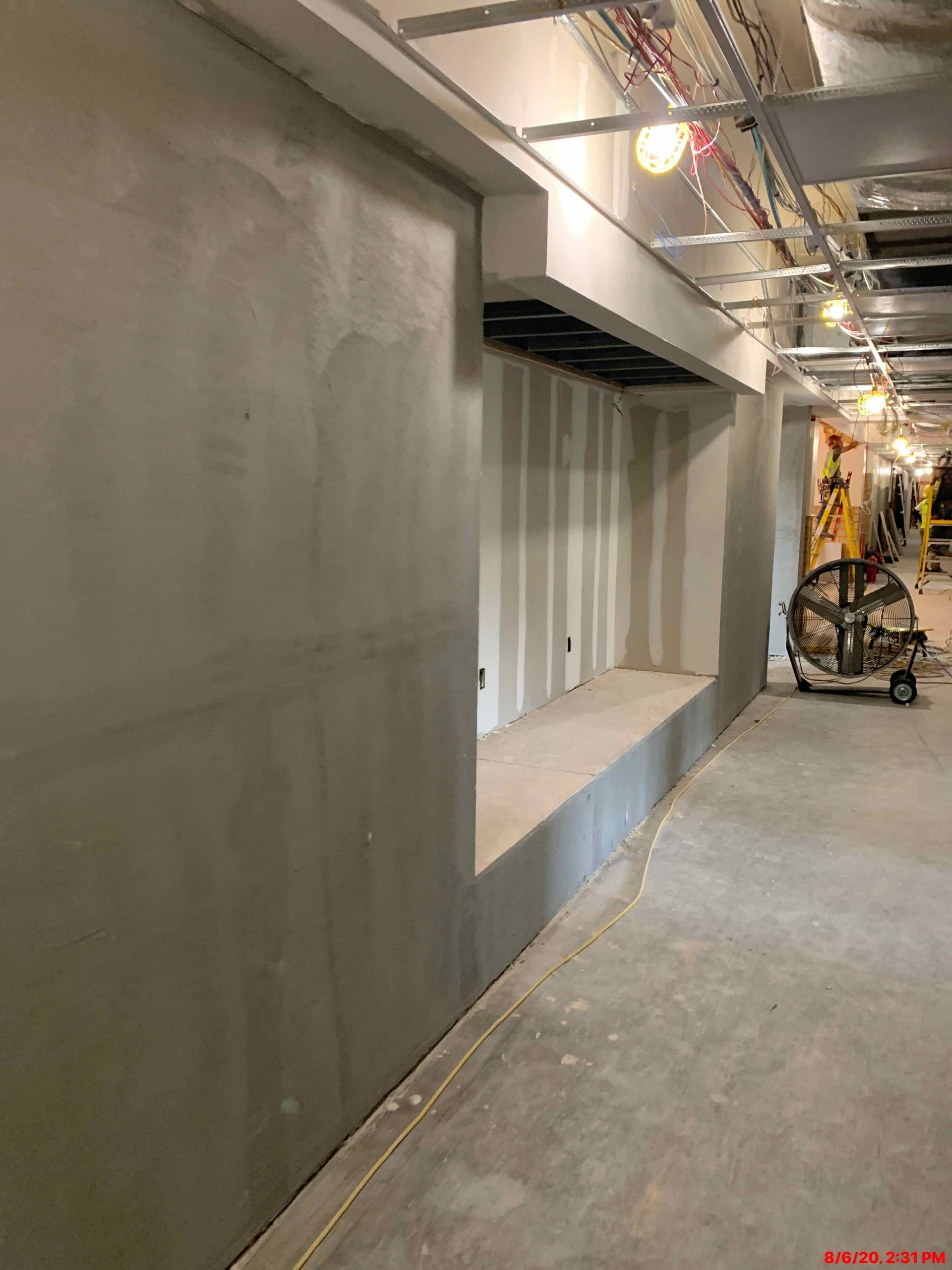 Corridor Progress image 1