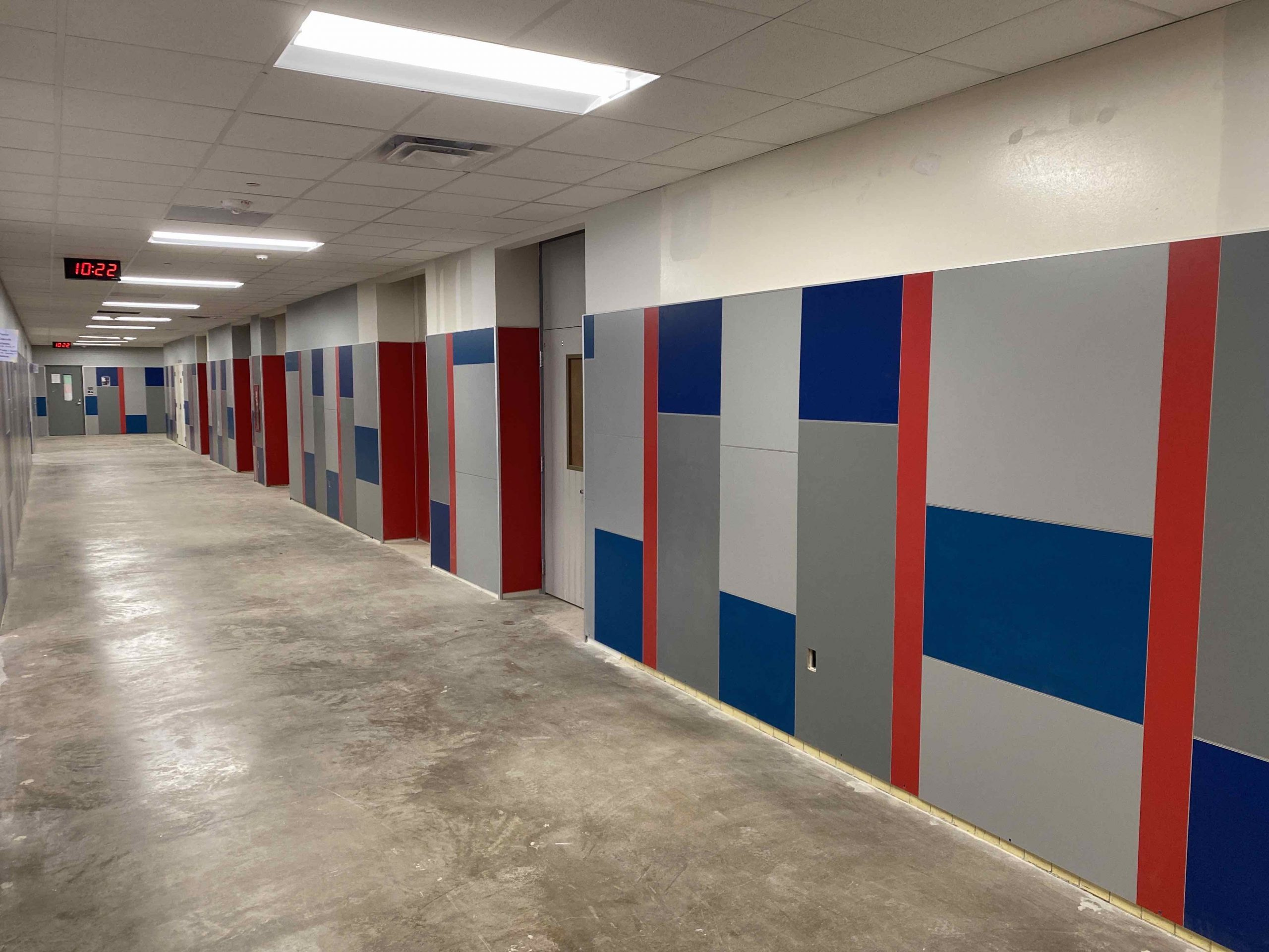 The Science Hallway is Looking Fresh! image 1