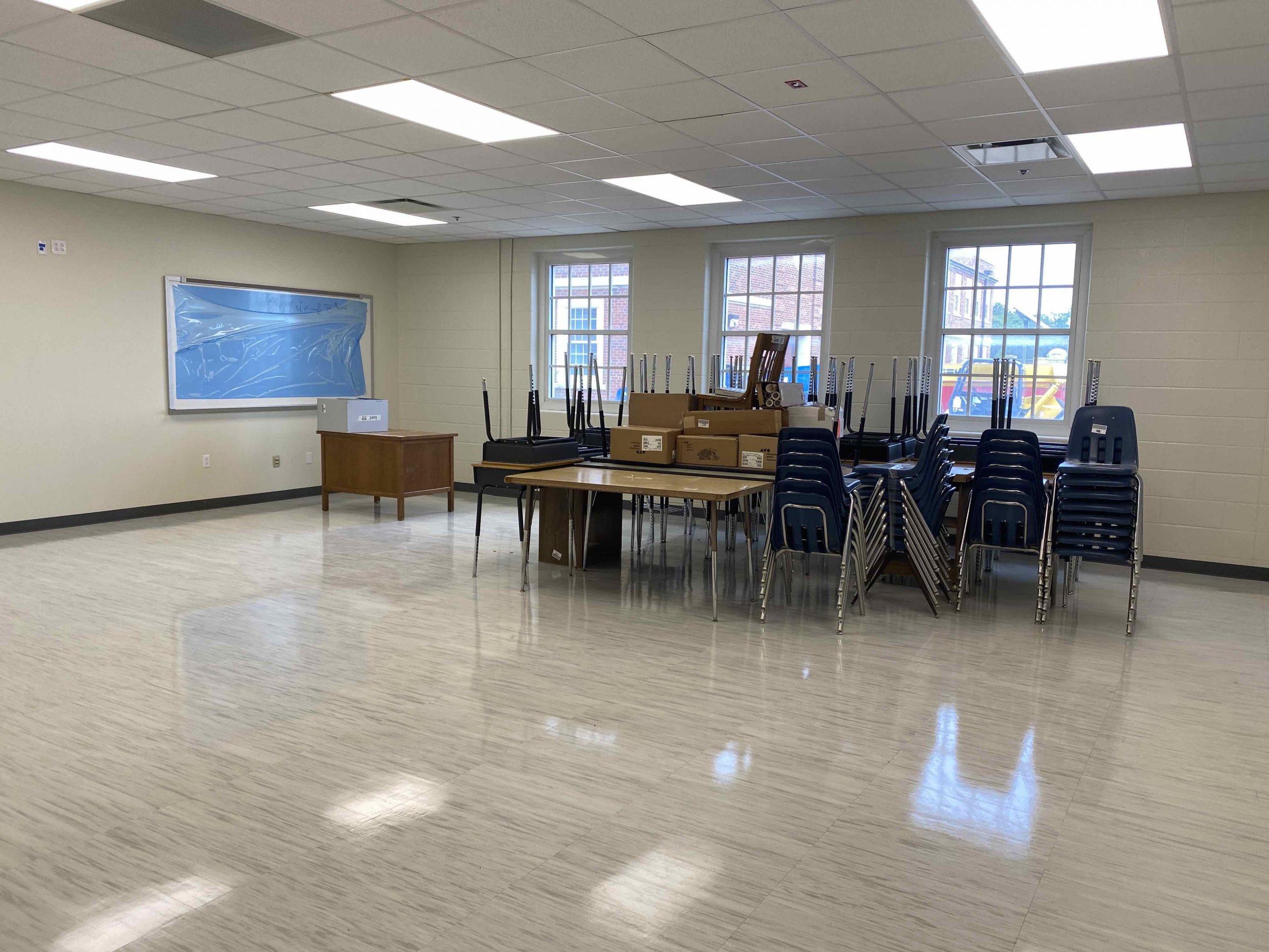 B4 Area Classrooms image 1