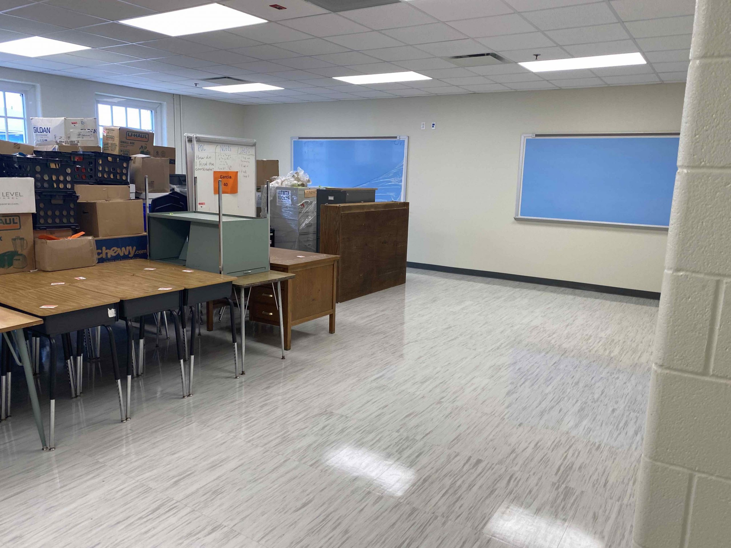 B4 Area Classrooms image 0