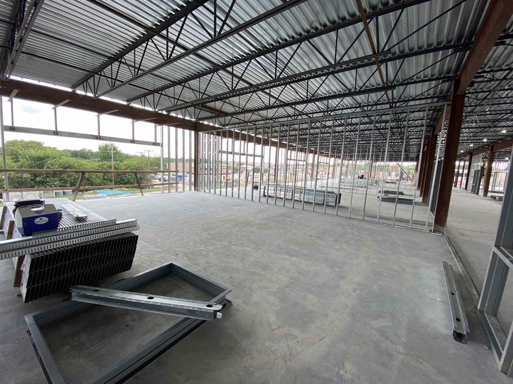 Second Floor Steel image 1