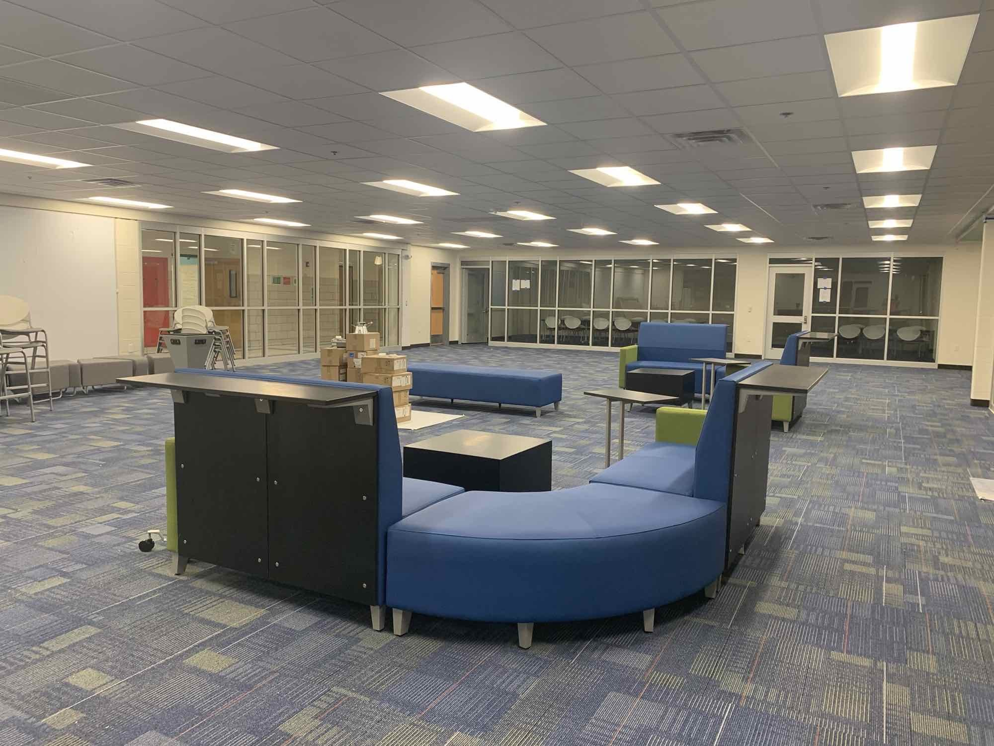 The Media Center is Nearing Completion! image 0