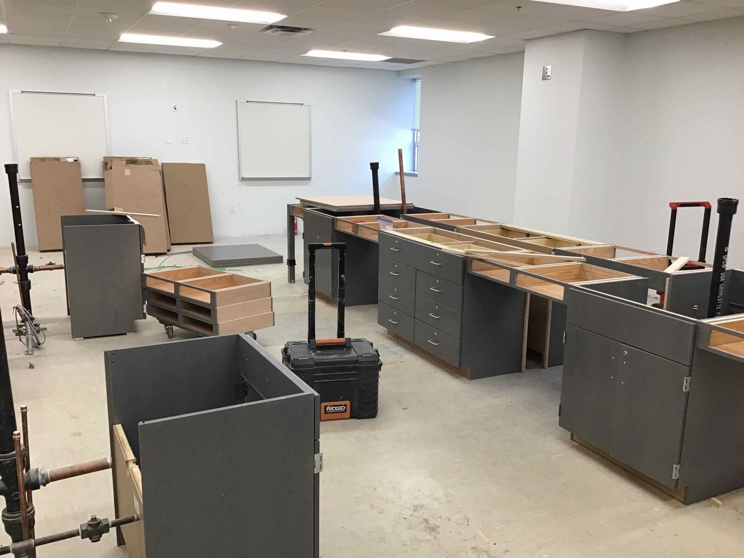 Classroom Millwork image 1