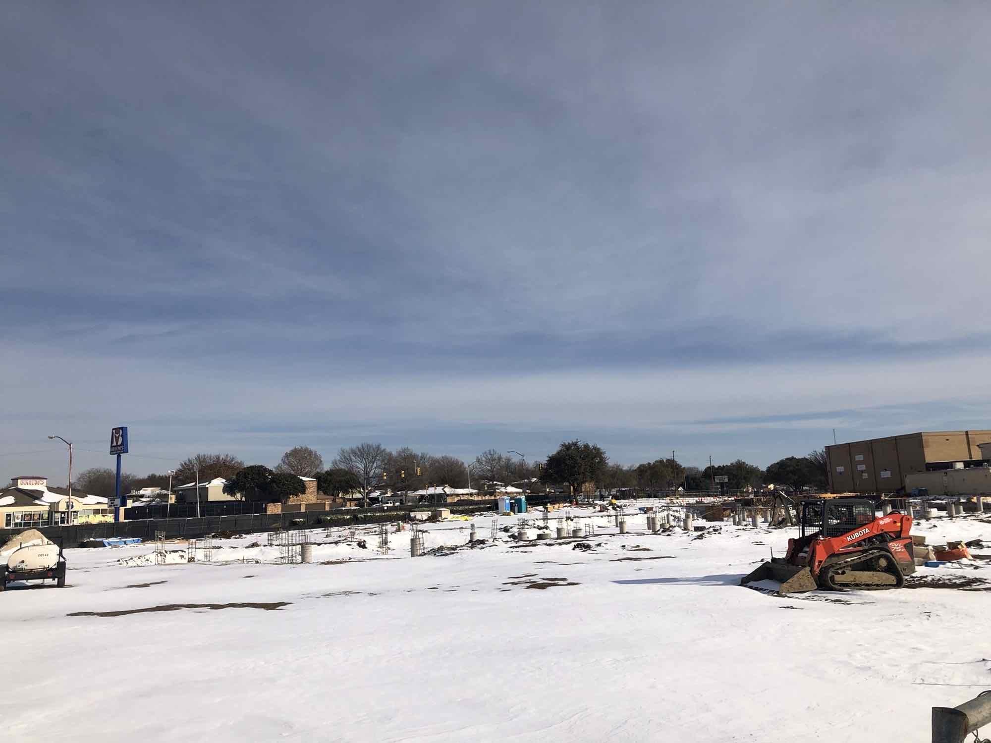 Snow at South Hills! image 1