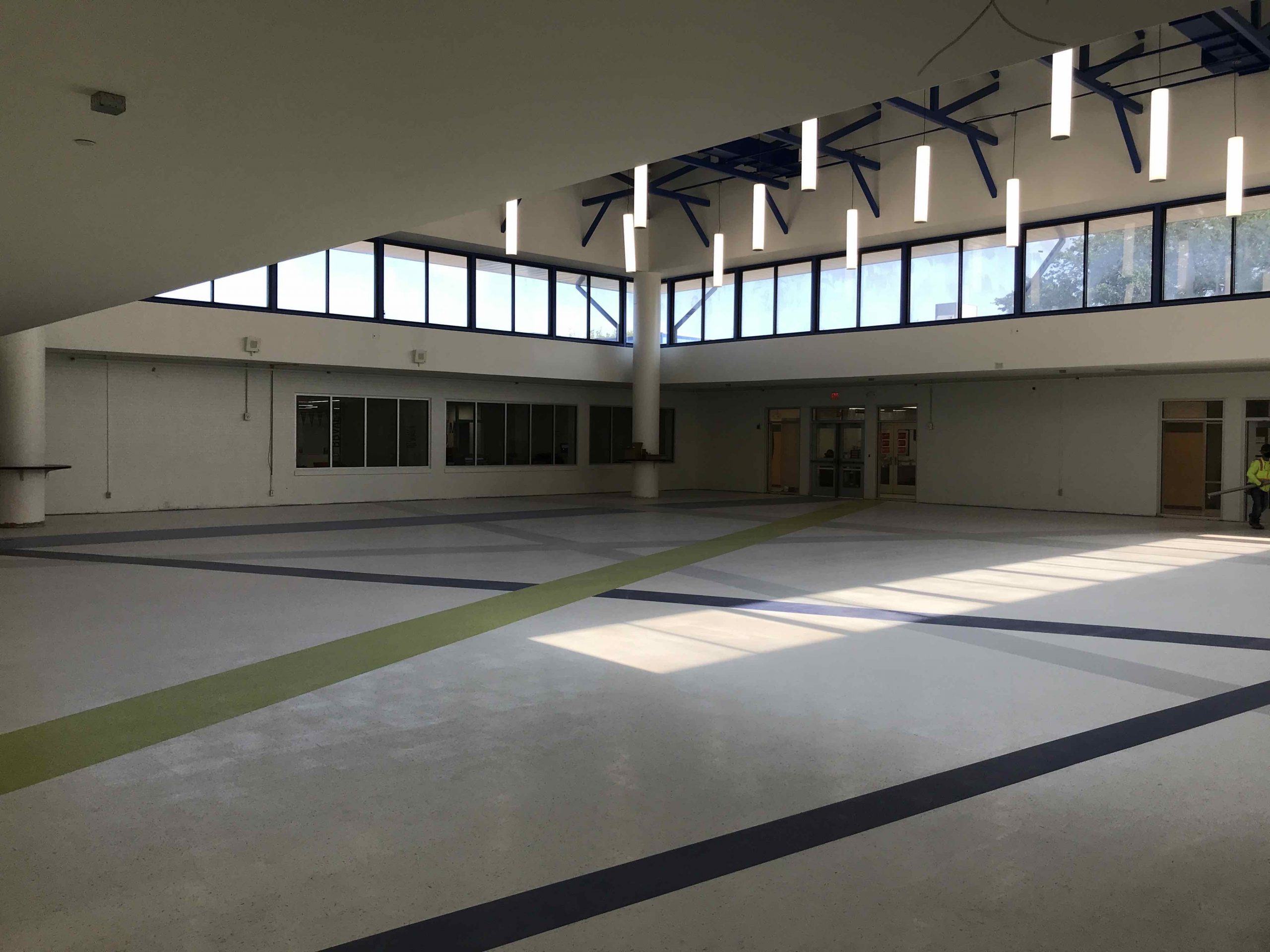 Cafeteria Coming Together! image 0