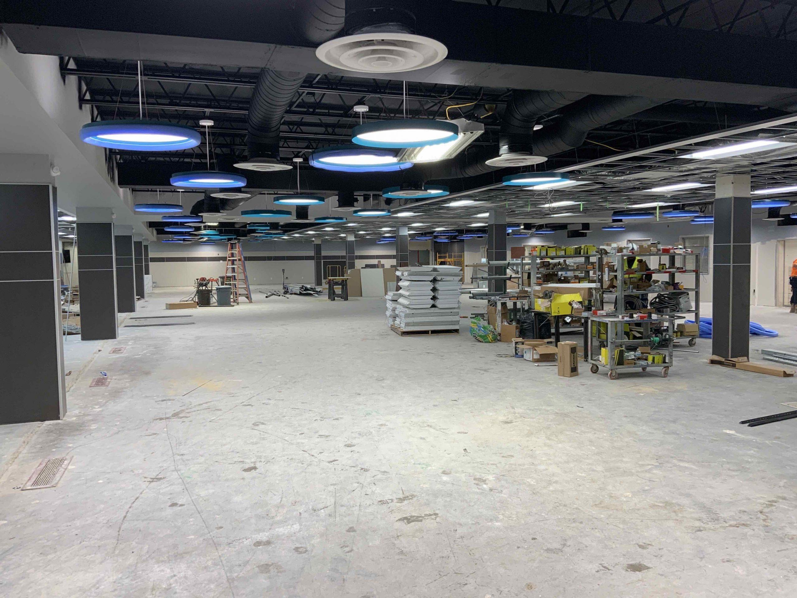 Cafeteria Renovation image 1
