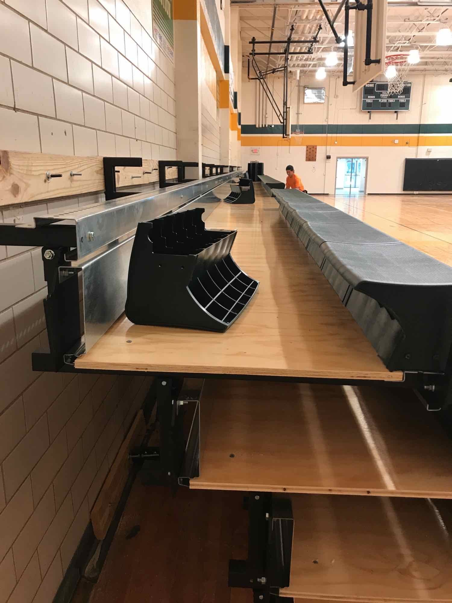 Bring In the Bleachers! image 0