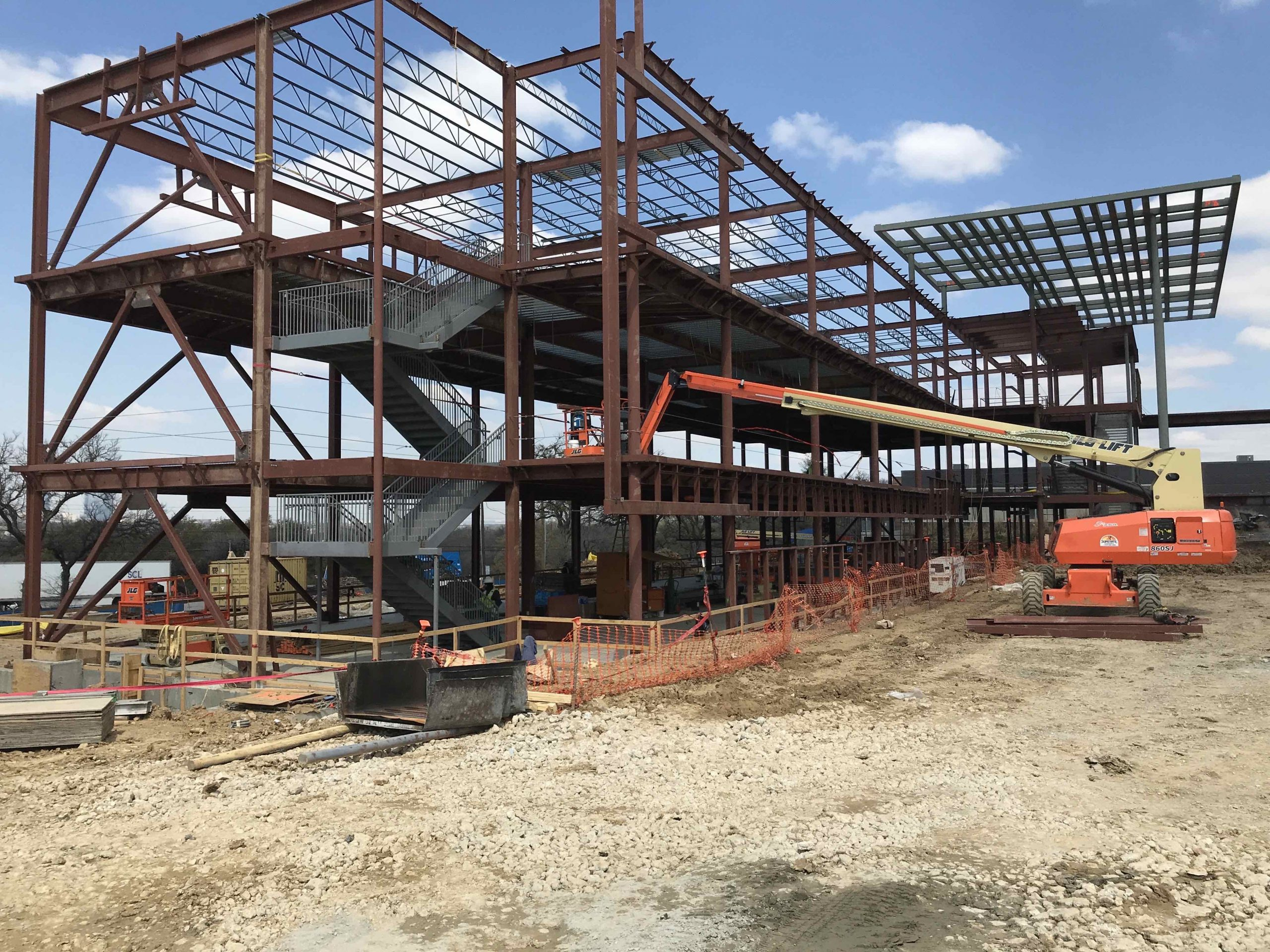 Science Building Structure! image 1