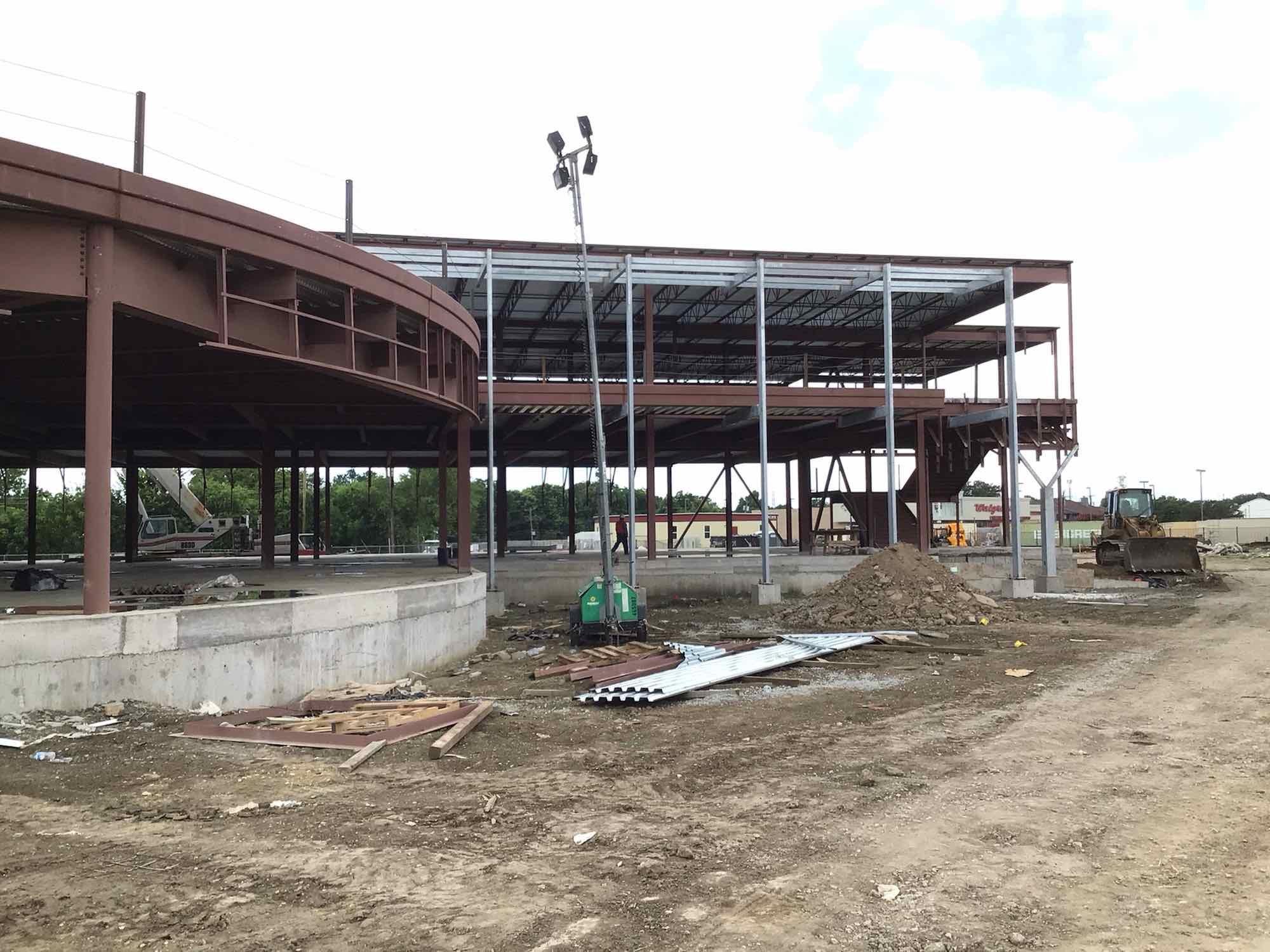 Structural Steel Progress  image 0