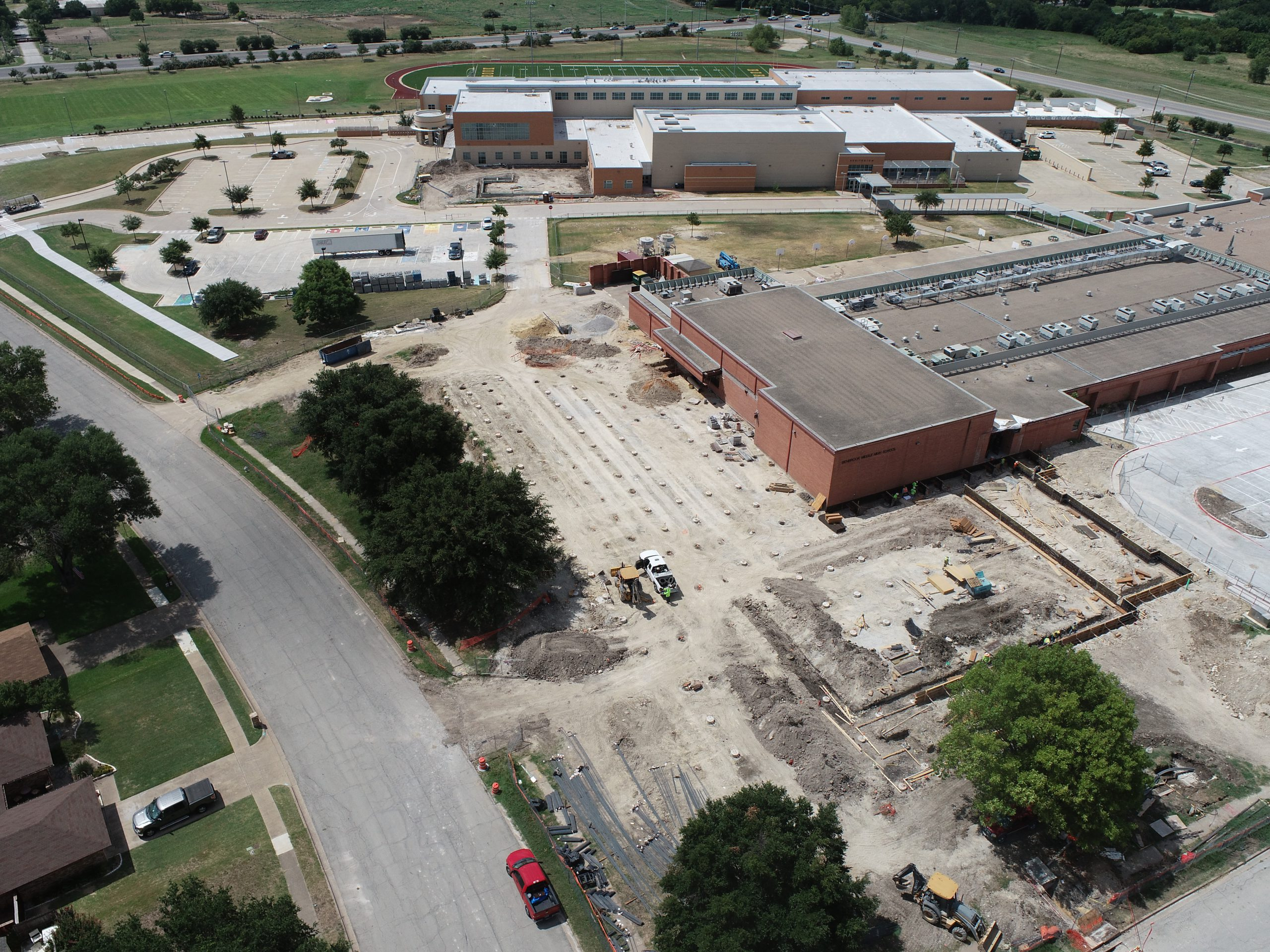 New Building Additions are Shaping Up image 1