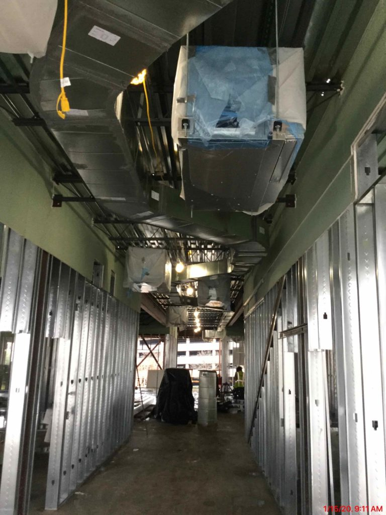 Ductwork, Installs, and Pours – Oh My! image 0