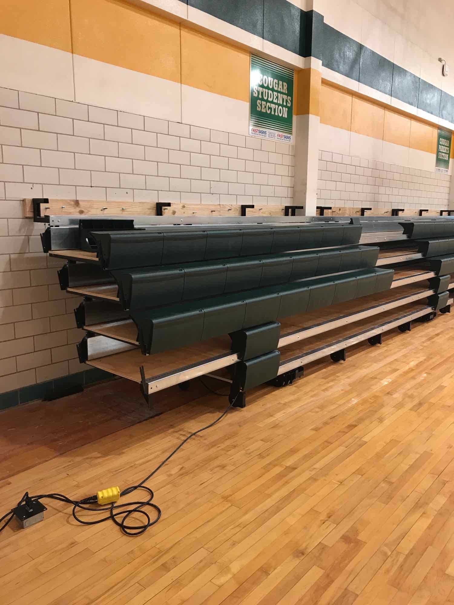 Bring In the Bleachers! image 1