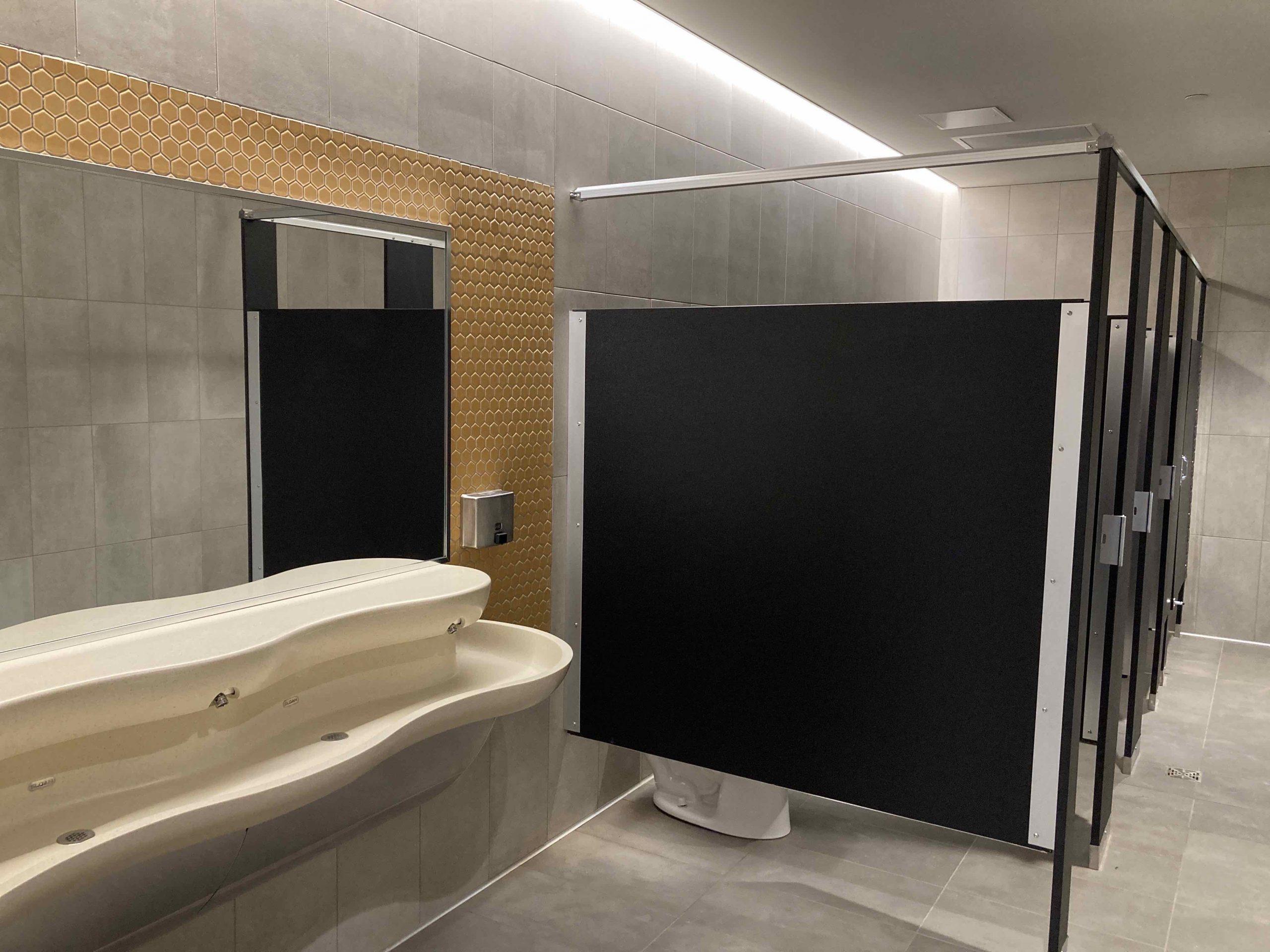 Restrooms Complete image 0