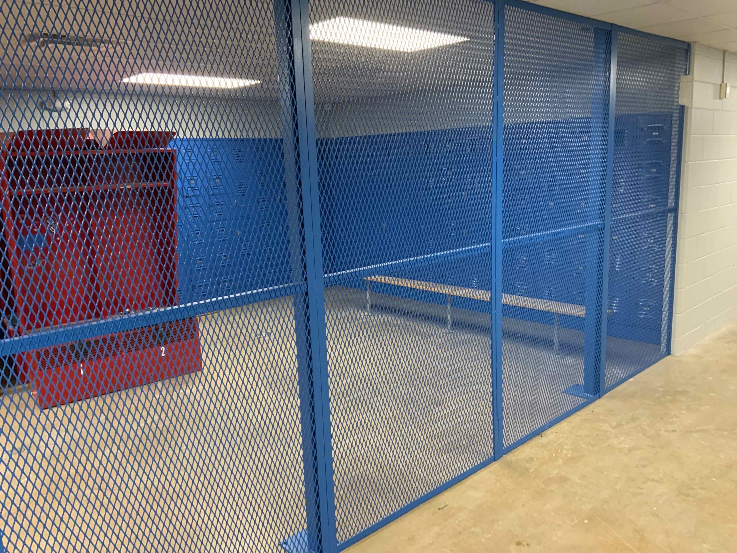 Locker Room is Complete! image 1