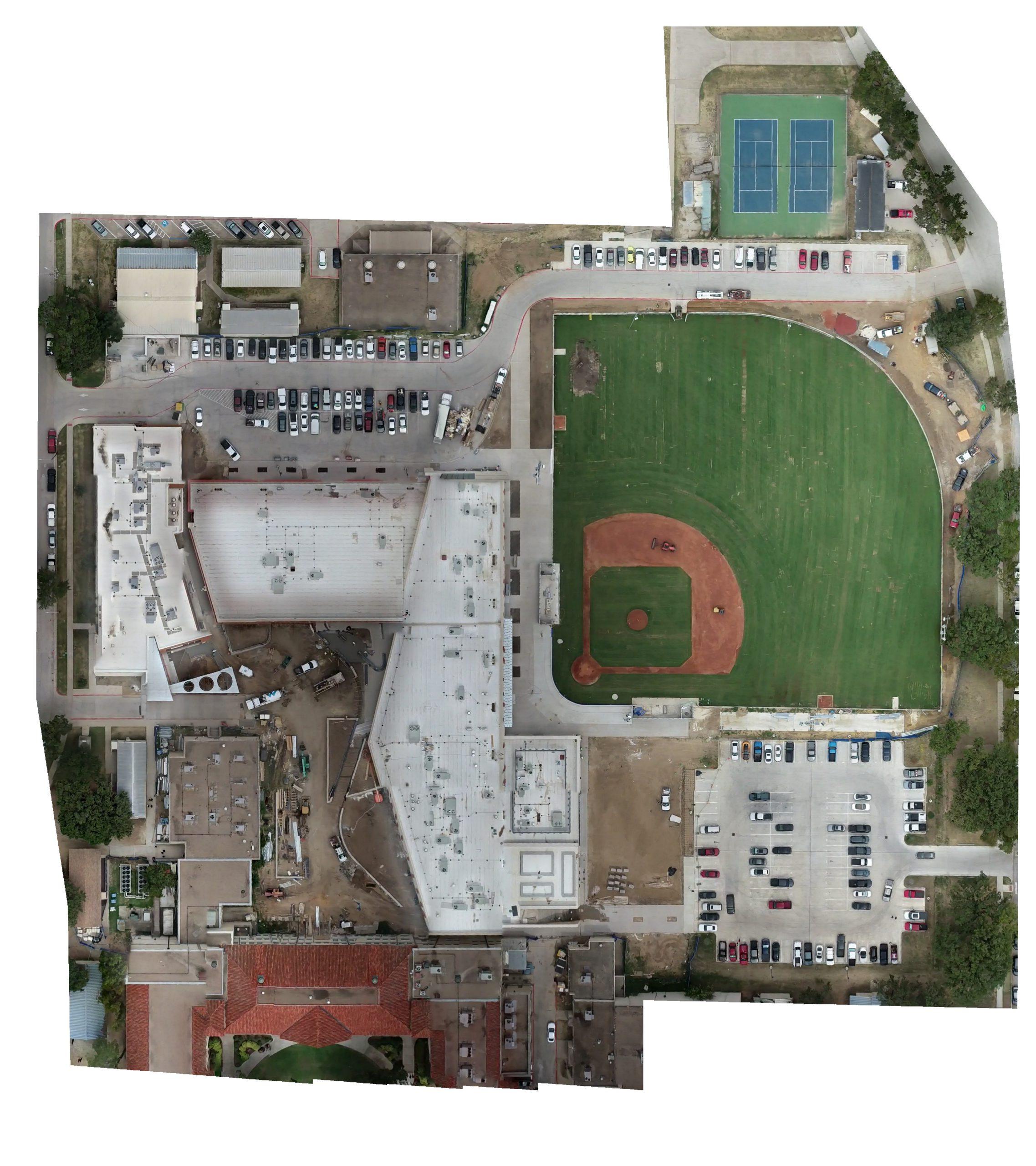 Baseball Field Work image 1