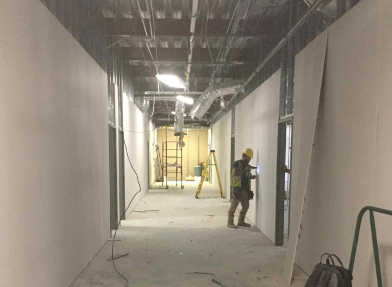 New Classrooms! image 1