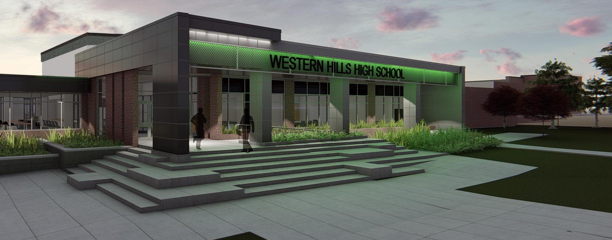 Western Hills Addition & Renovation