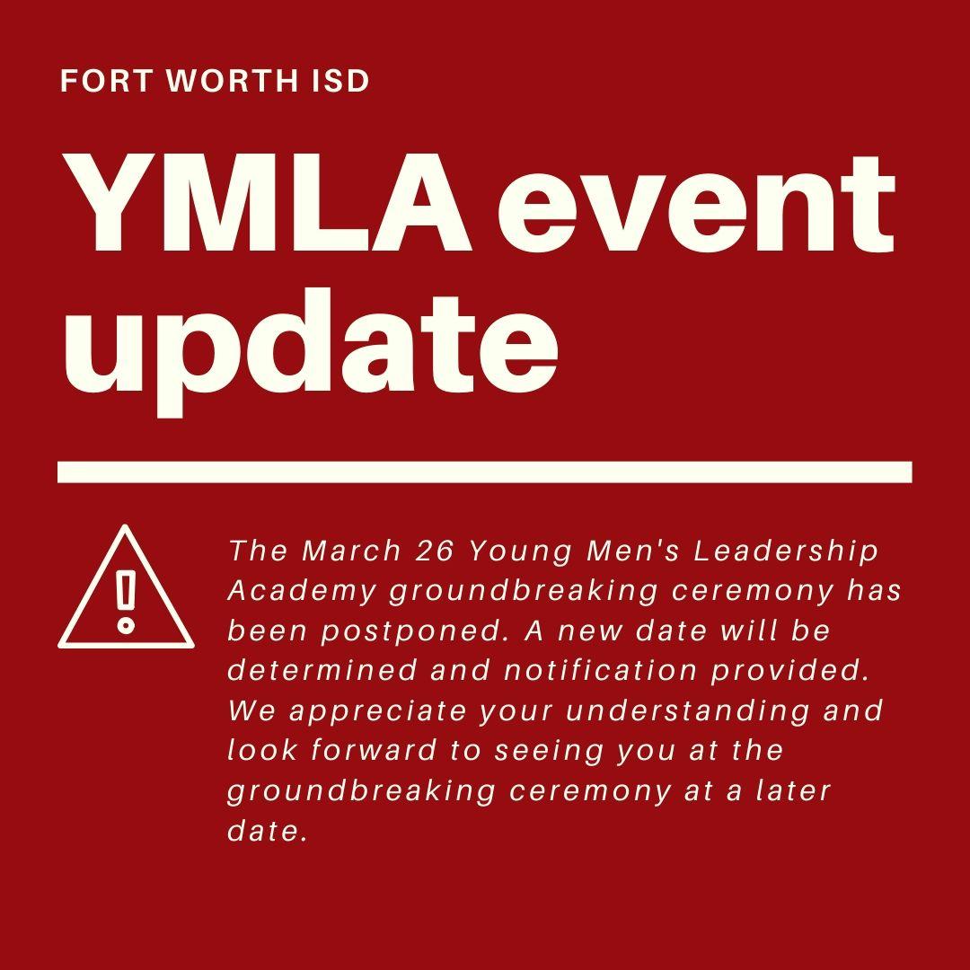 YMLA GROUNDBREAKING EVENT UPDATE image 0